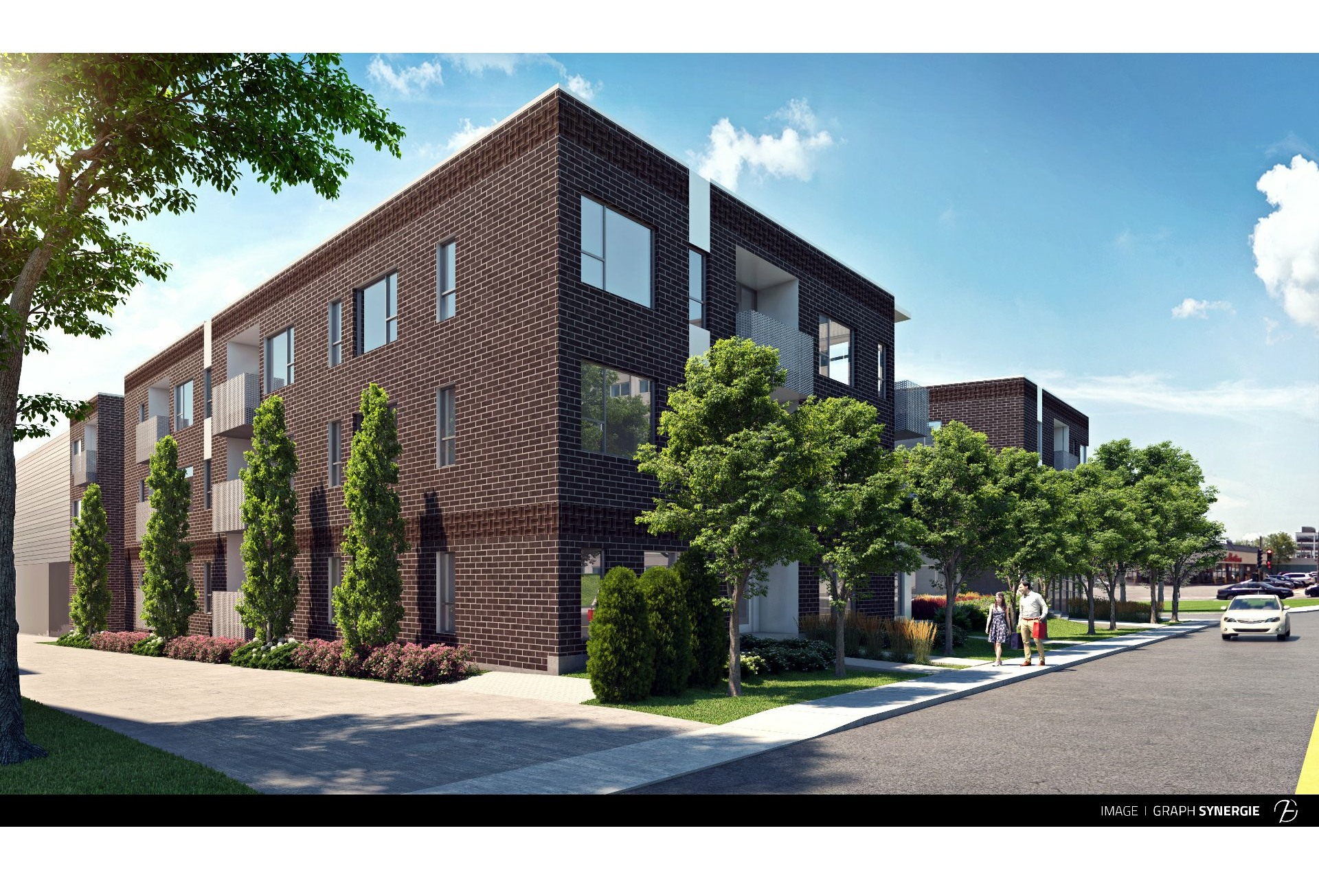 image 8 - Appartement À vendre Rosemont/La Petite-Patrie Montréal  - 5 pièces