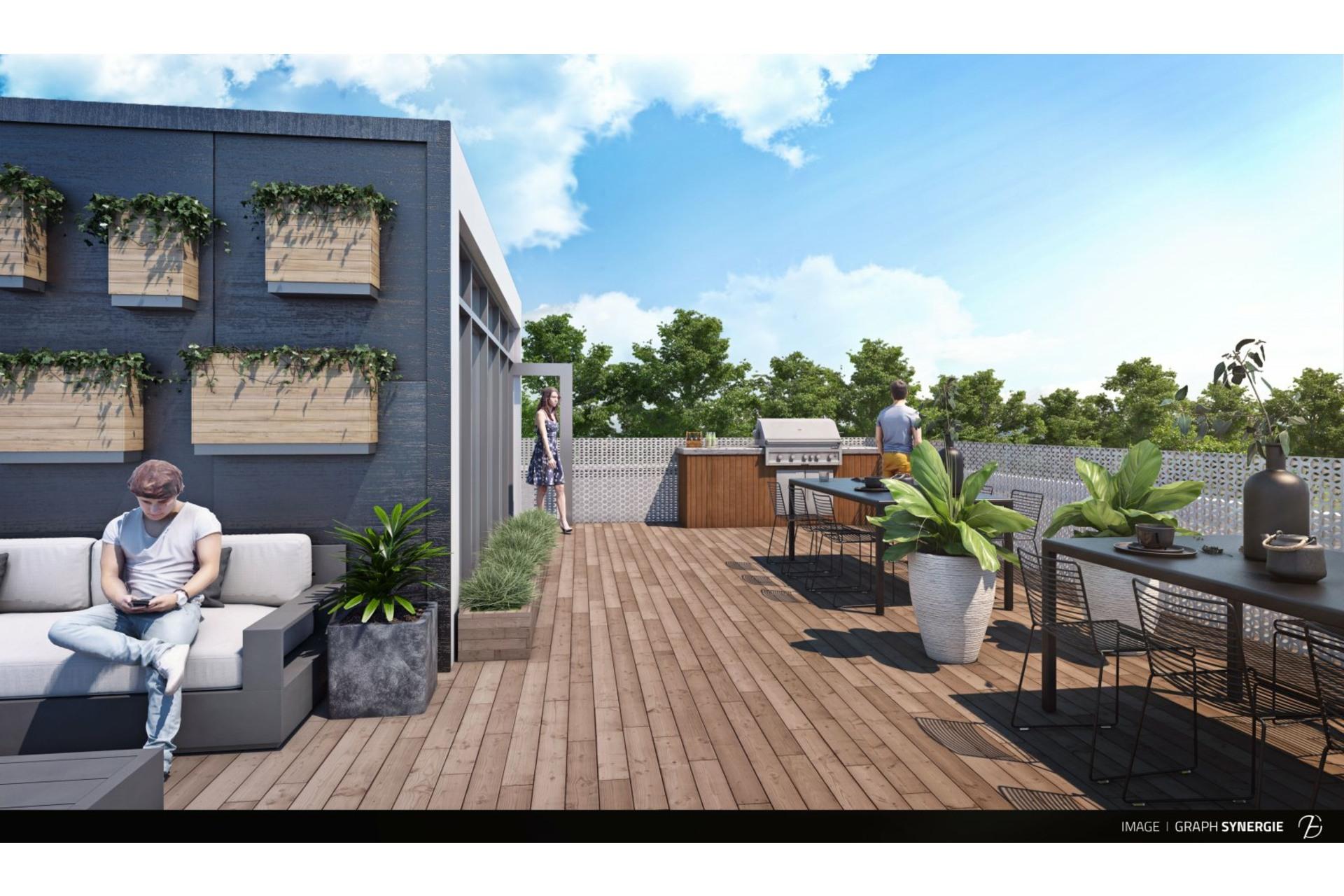 image 6 - Appartement À vendre Rosemont/La Petite-Patrie Montréal  - 5 pièces