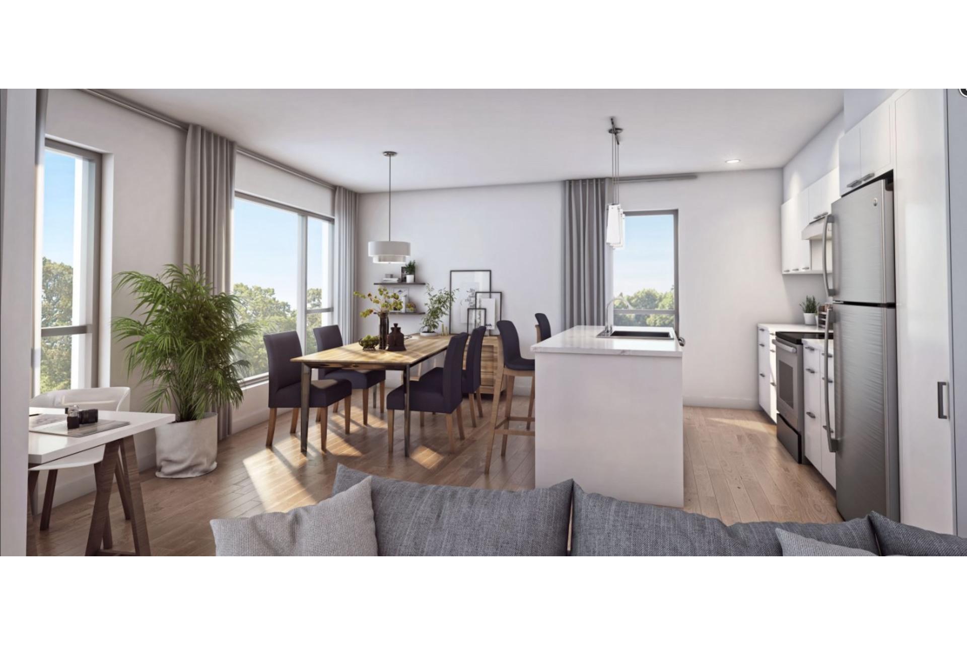 image 3 - Apartment For sale Rosemont/La Petite-Patrie Montréal  - 5 rooms