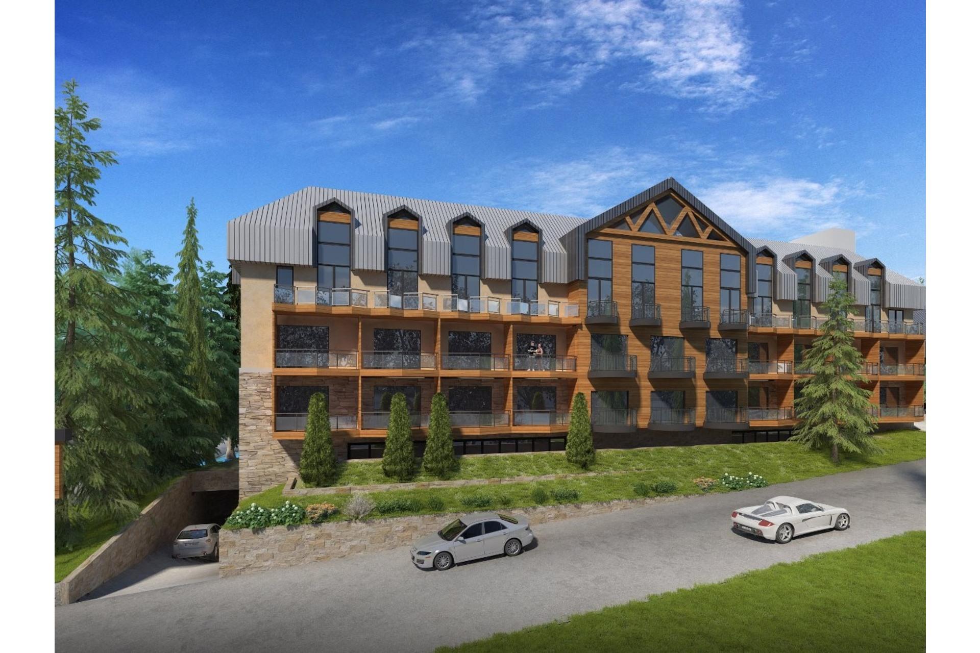 image 2 - Appartement À vendre Val-Morin - 5 pièces