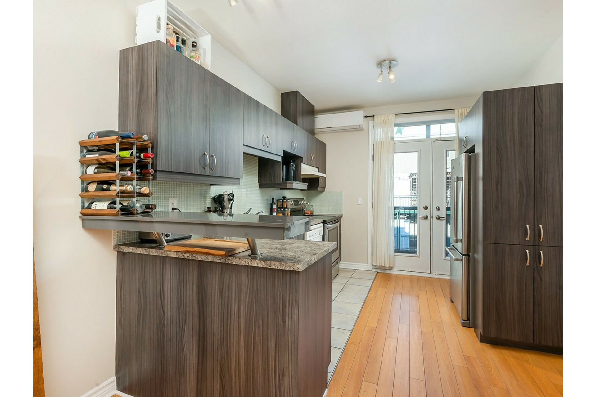 image 7 - Appartement À vendre Rosemont/La Petite-Patrie Montréal  - 6 pièces