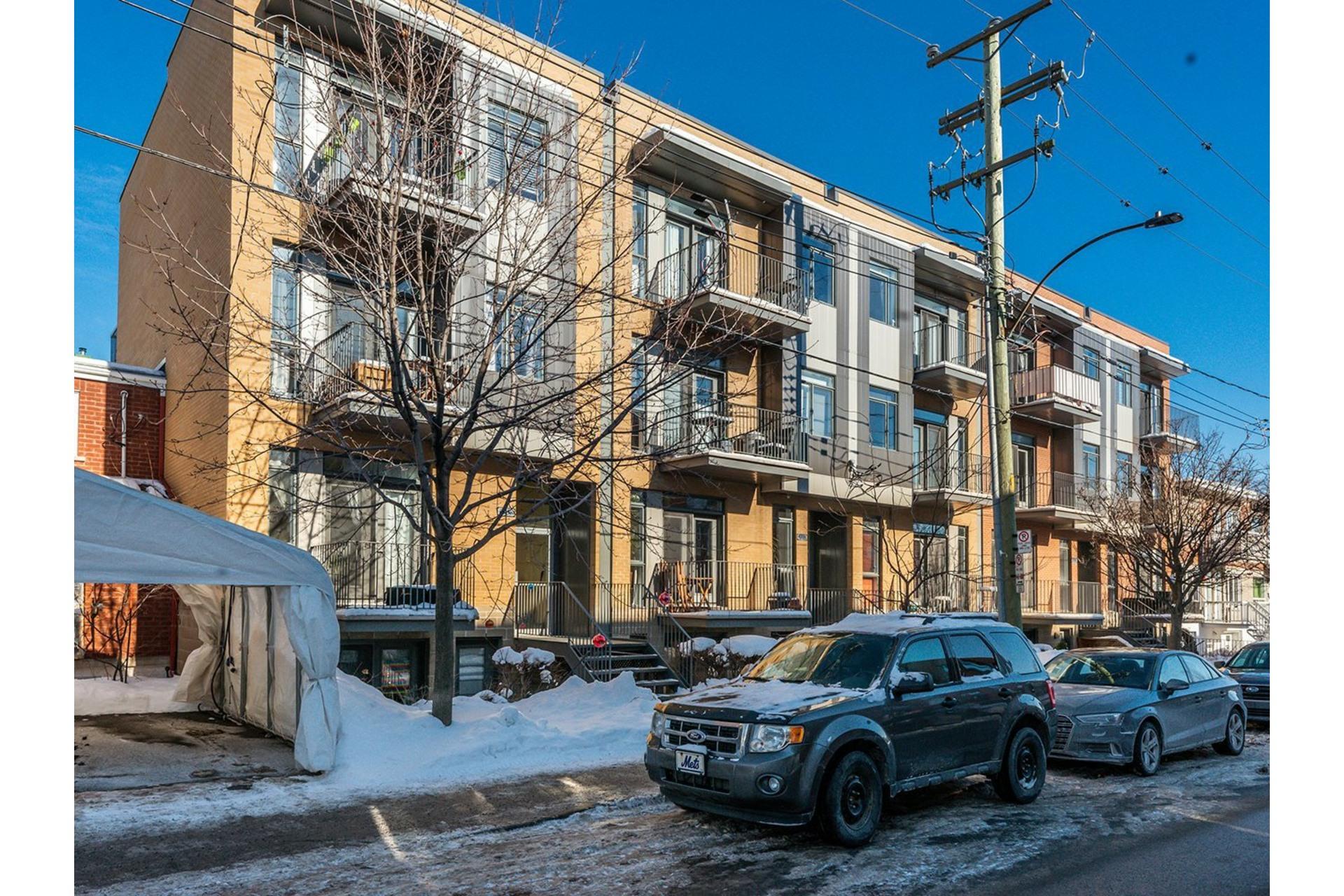 image 28 - Appartement À vendre Rosemont/La Petite-Patrie Montréal  - 6 pièces