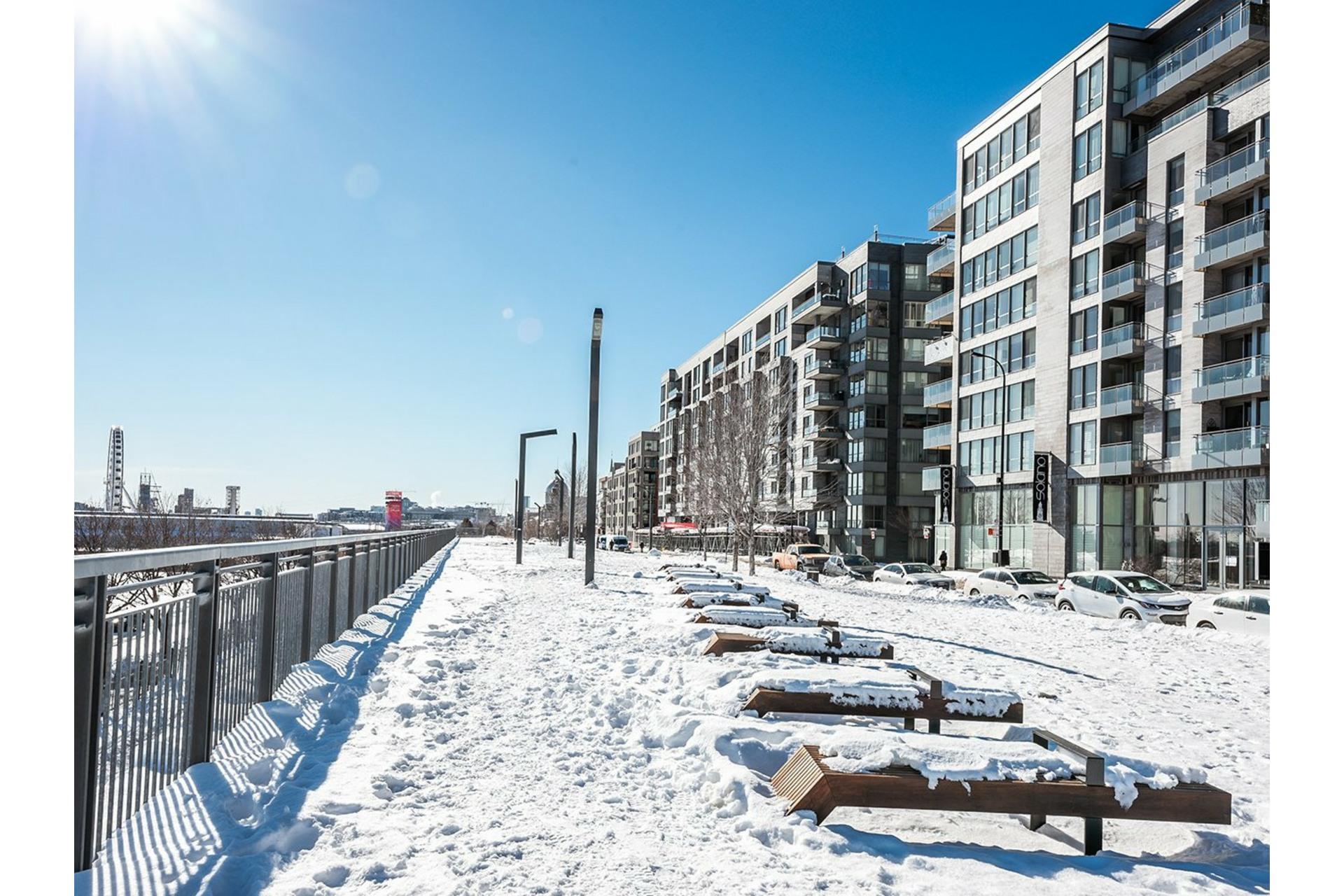 image 50 - Appartement À vendre Ville-Marie Montréal  - 8 pièces
