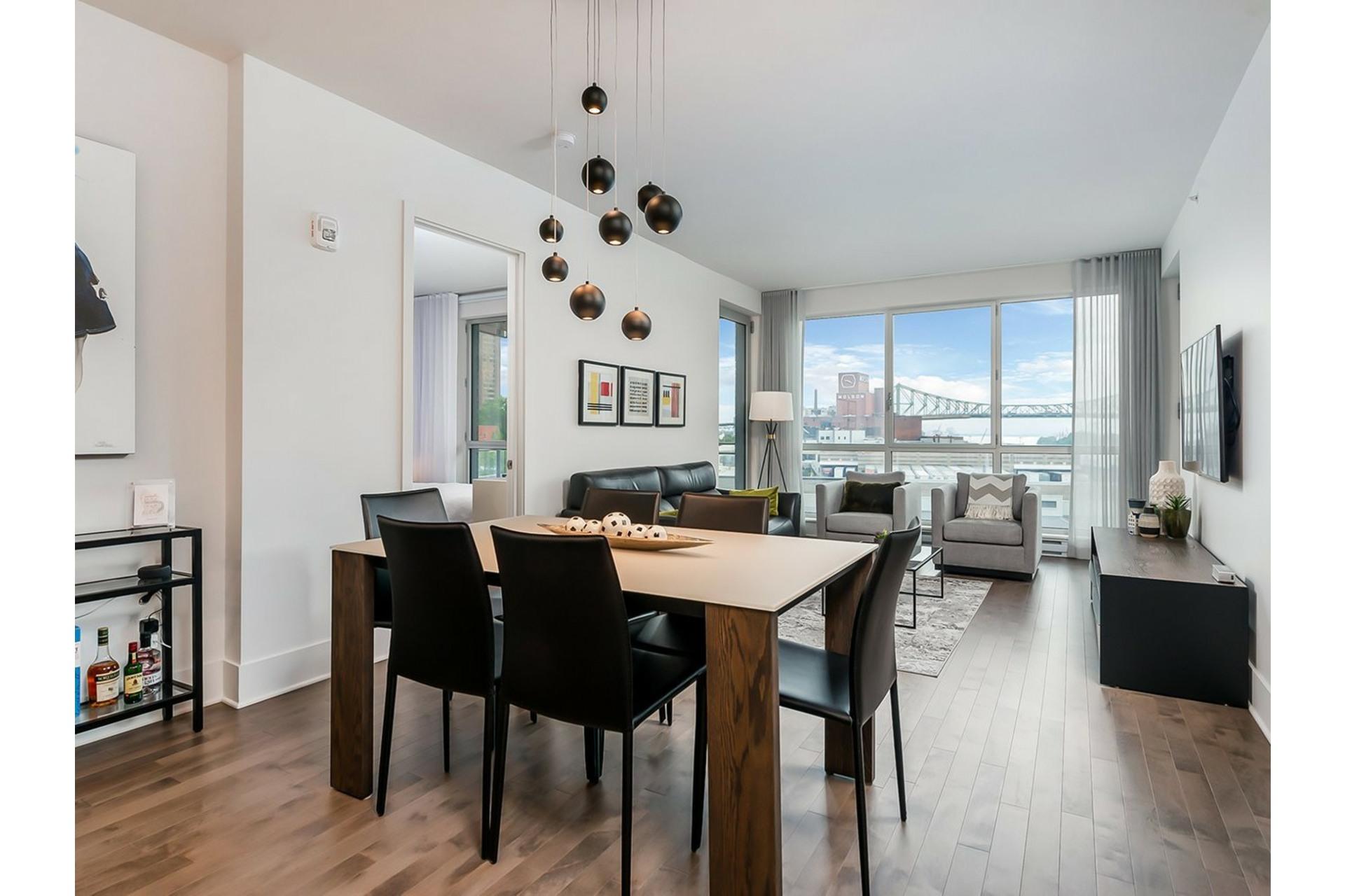 image 7 - Appartement À vendre Ville-Marie Montréal  - 8 pièces