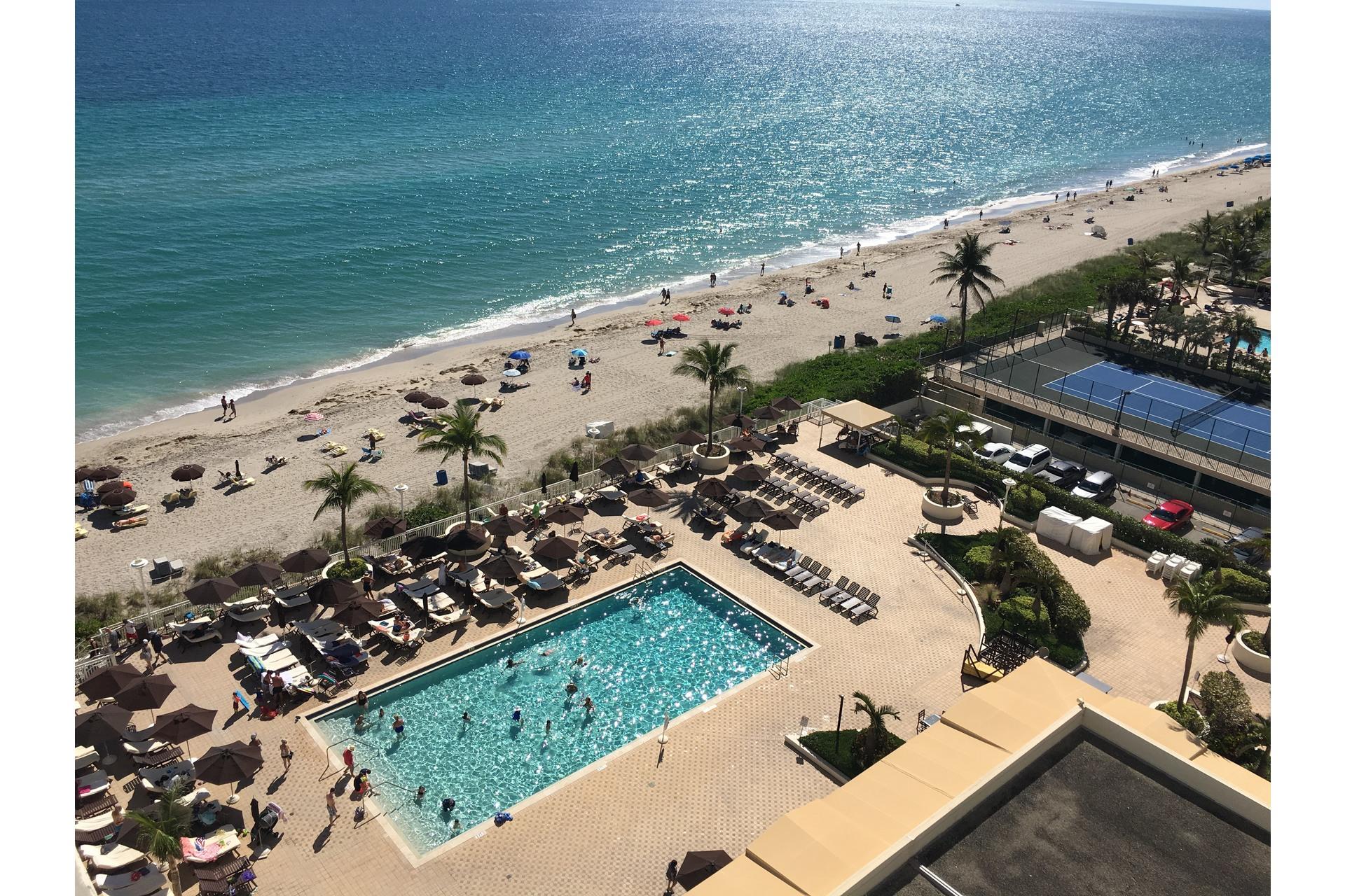 image 0 - Condo Short rental Hallandale Beach - 6 rooms