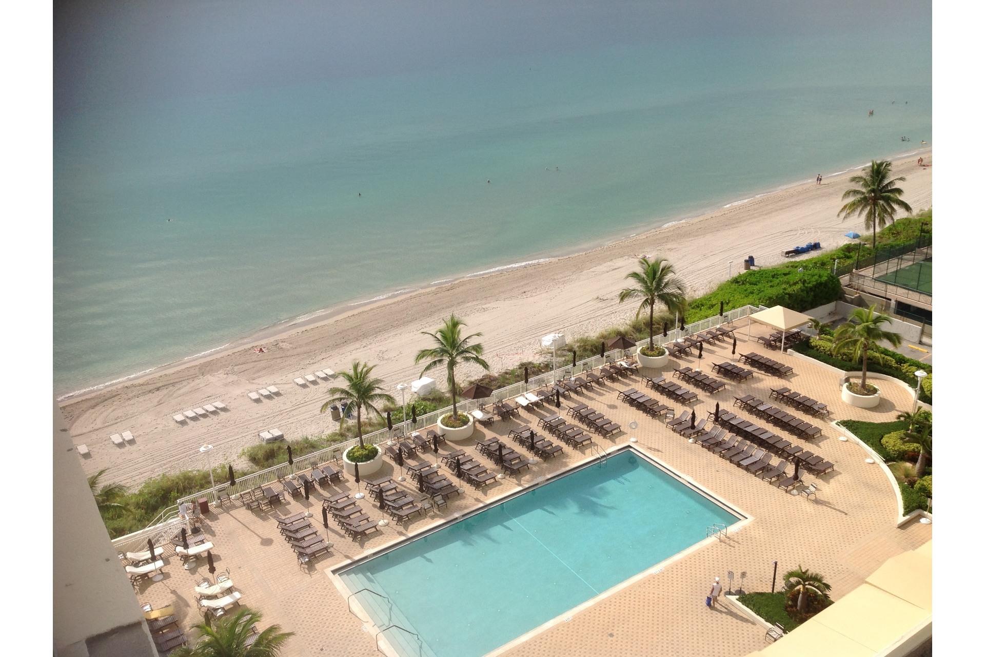 image 1 - Condo Short rental Hallandale Beach - 6 rooms