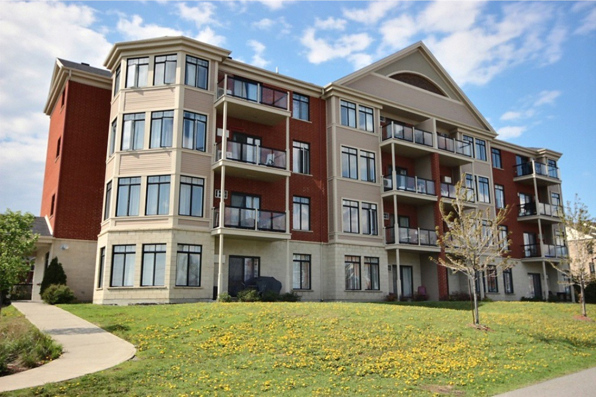 image 0 - Apartment For sale Brossard - 4 rooms