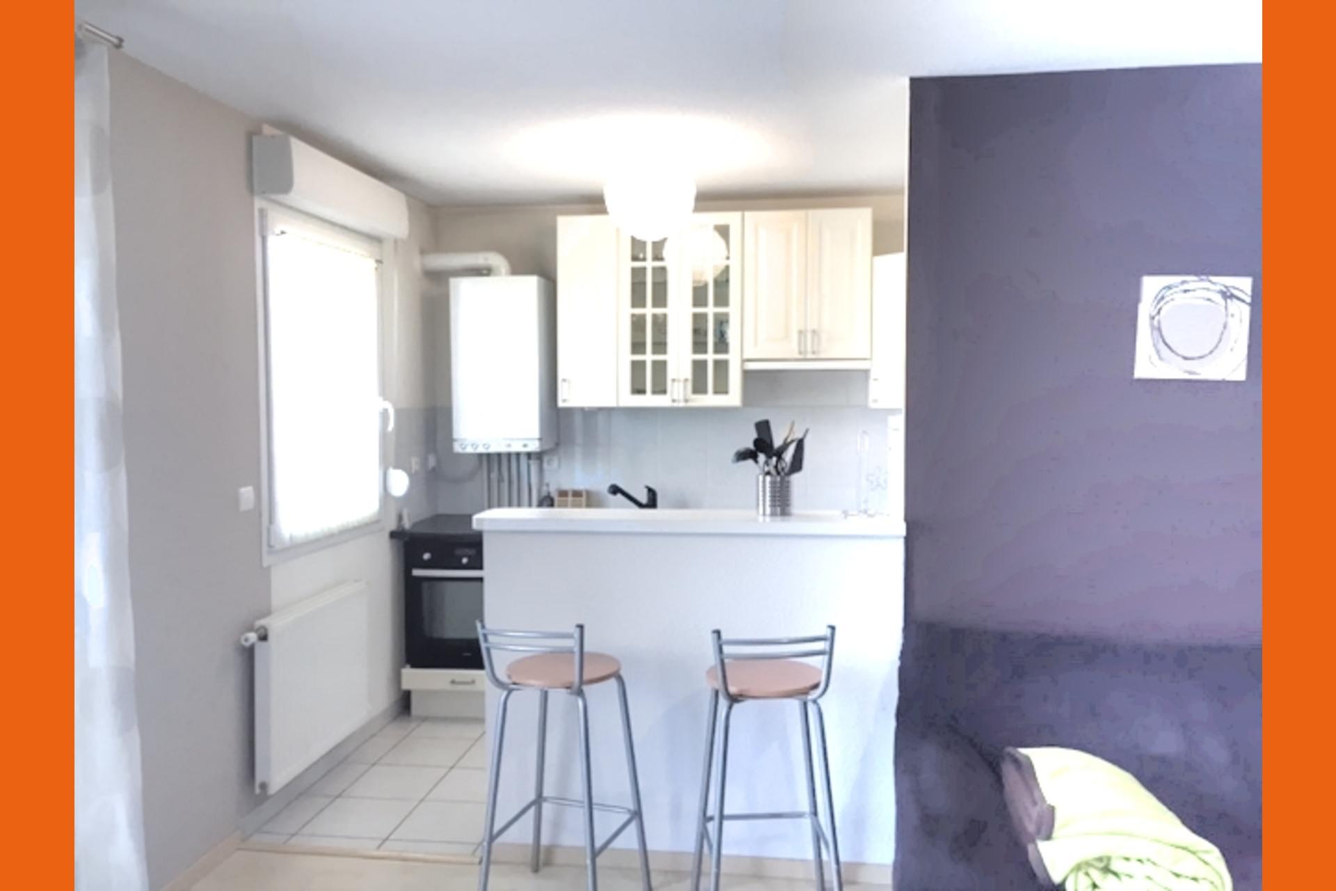 image 4 - Appartement À louer Moulins-lès-Metz - 2 pièces