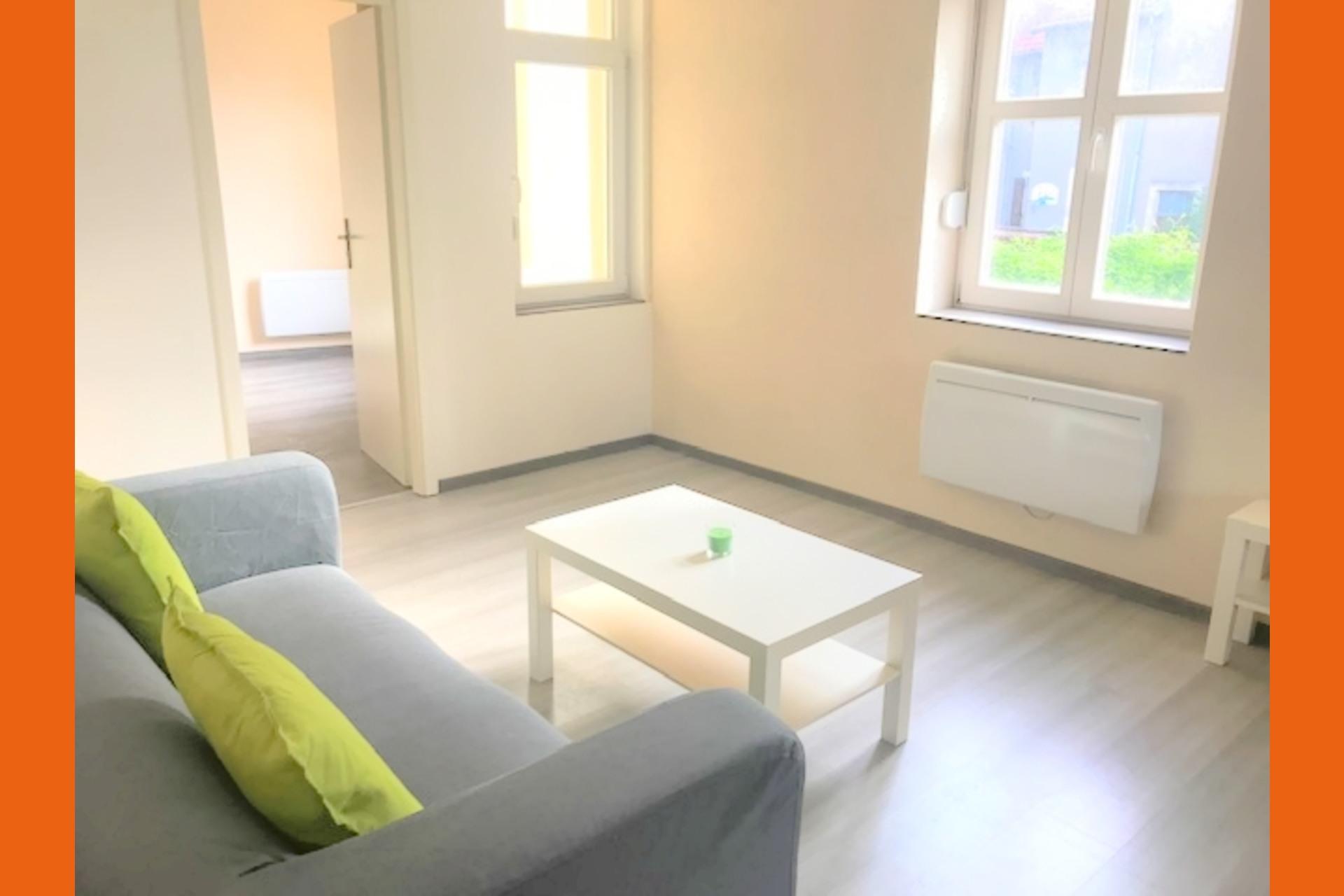 image 2 - Appartement À louer Metz Sablon