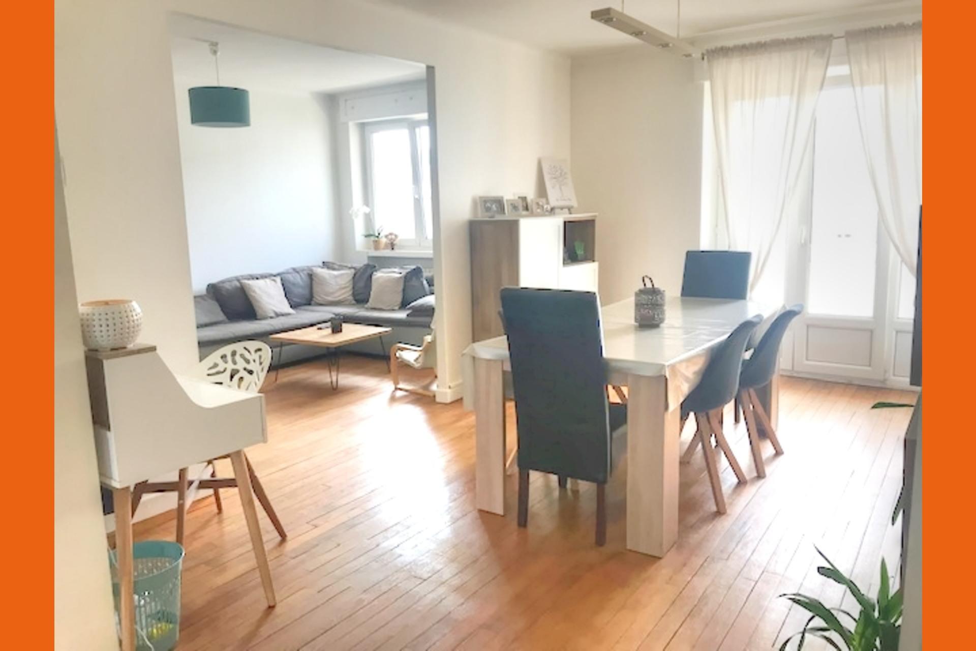 image 0 - Appartement À louer Montigny-lès-Metz - 4 pièces