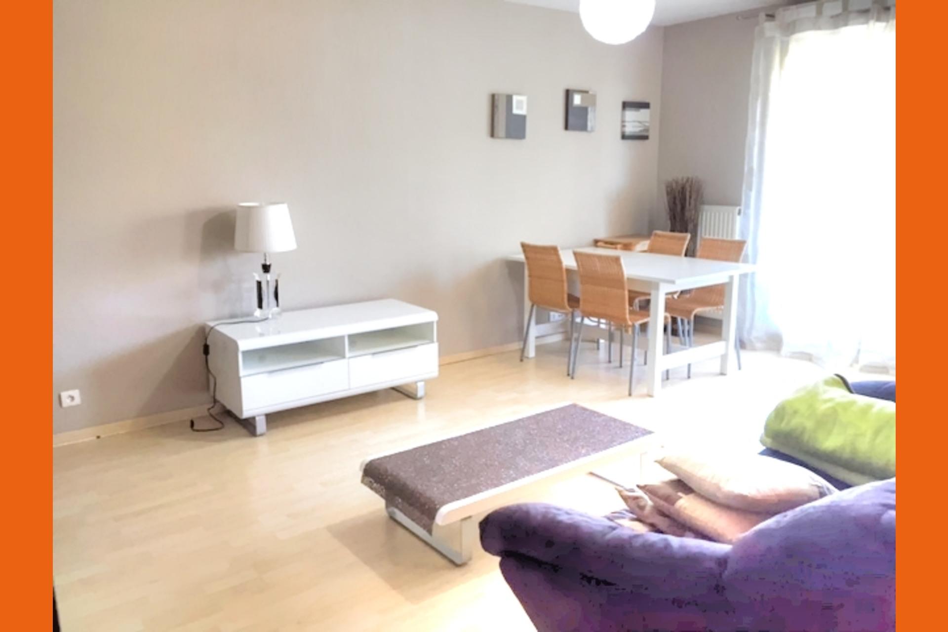 image 1 - Appartement À louer Moulins-lès-Metz - 2 pièces