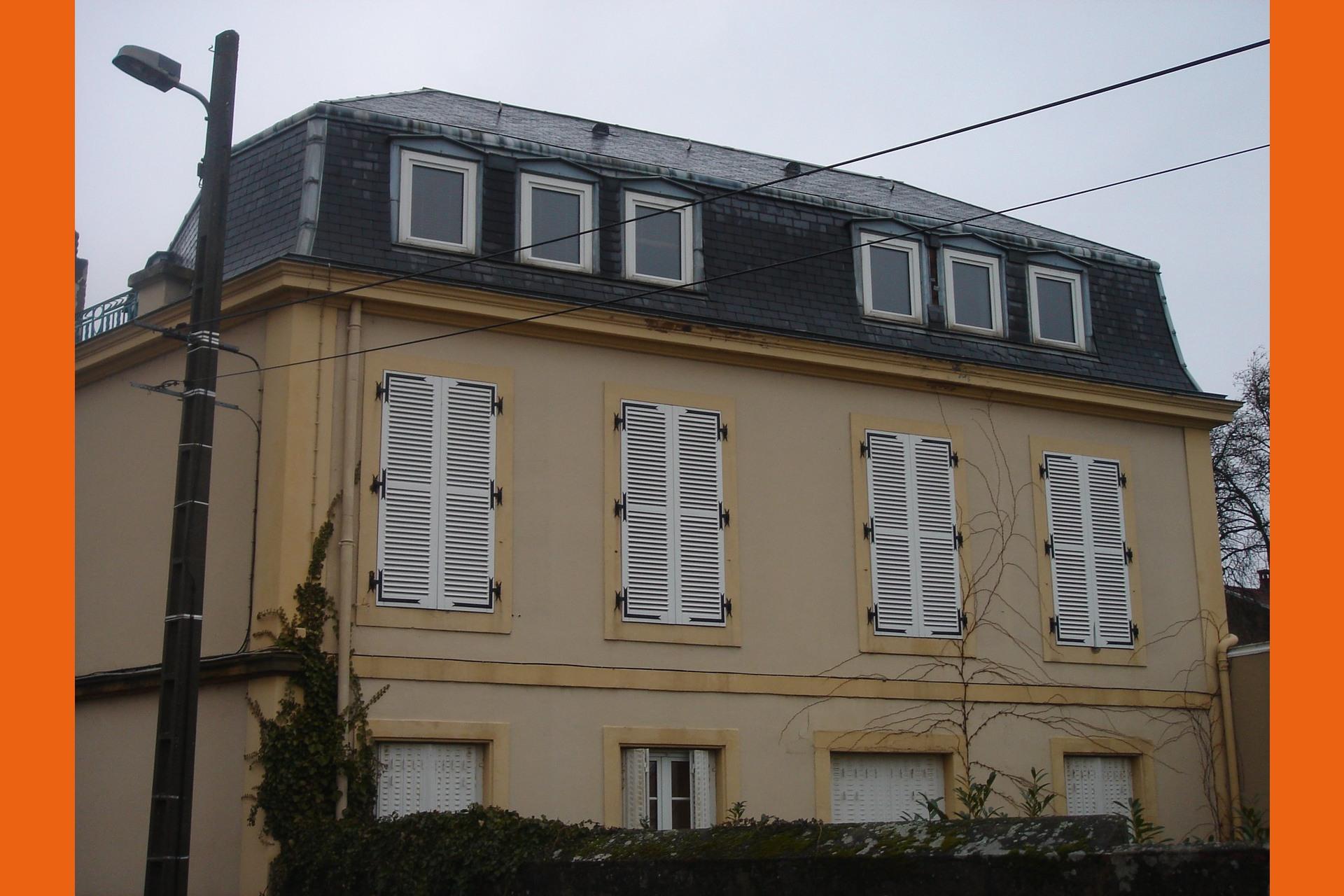 image 3 - Appartement À louer Le Ban-Saint-Martin - 1 pièce