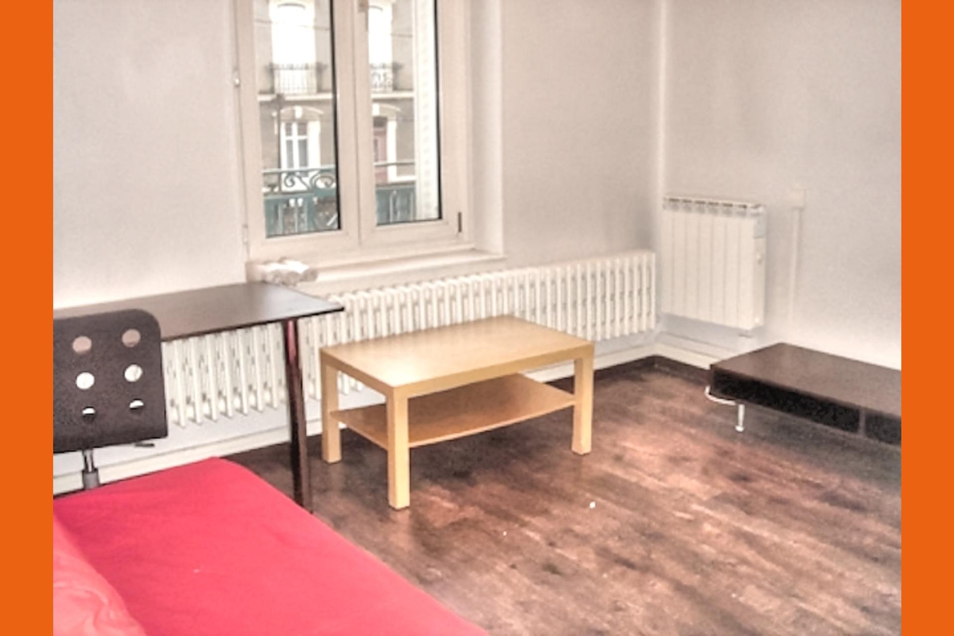 image 1 - Appartement À louer Le Ban-Saint-Martin