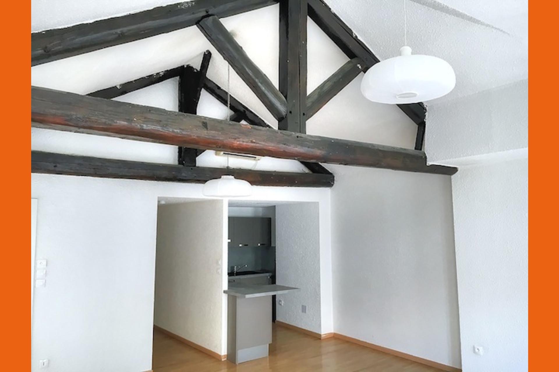 image 1 - Appartement À louer Metz - 3 pièces
