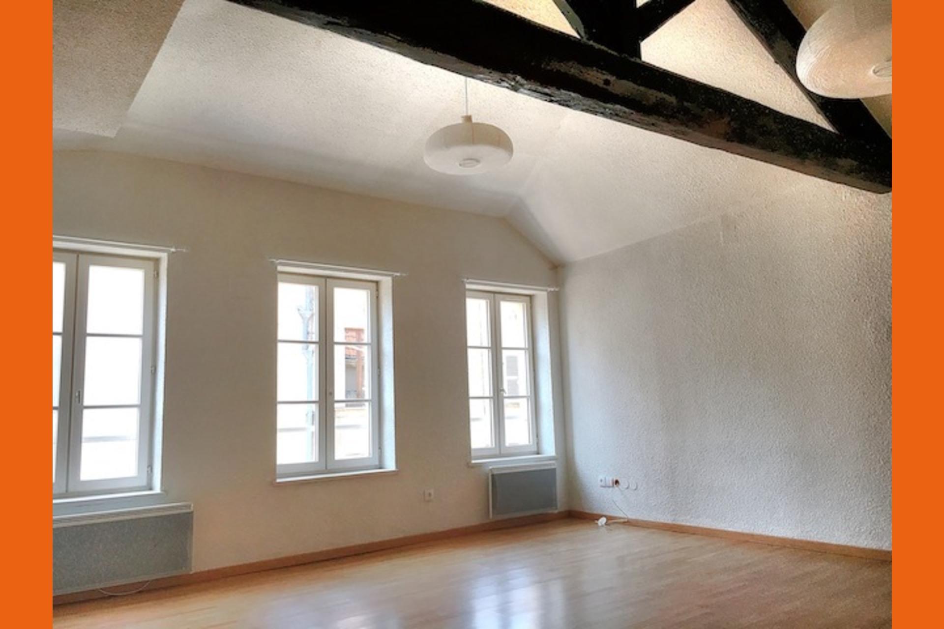 image 2 - Appartement À louer Metz - 3 pièces