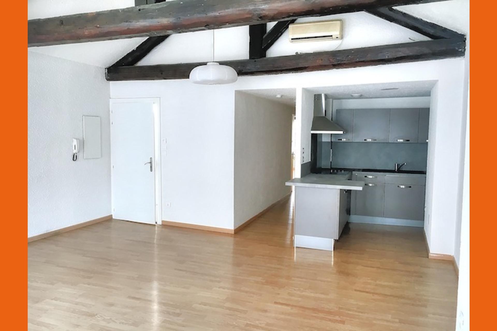 image 0 - Appartement À louer Metz - 3 pièces