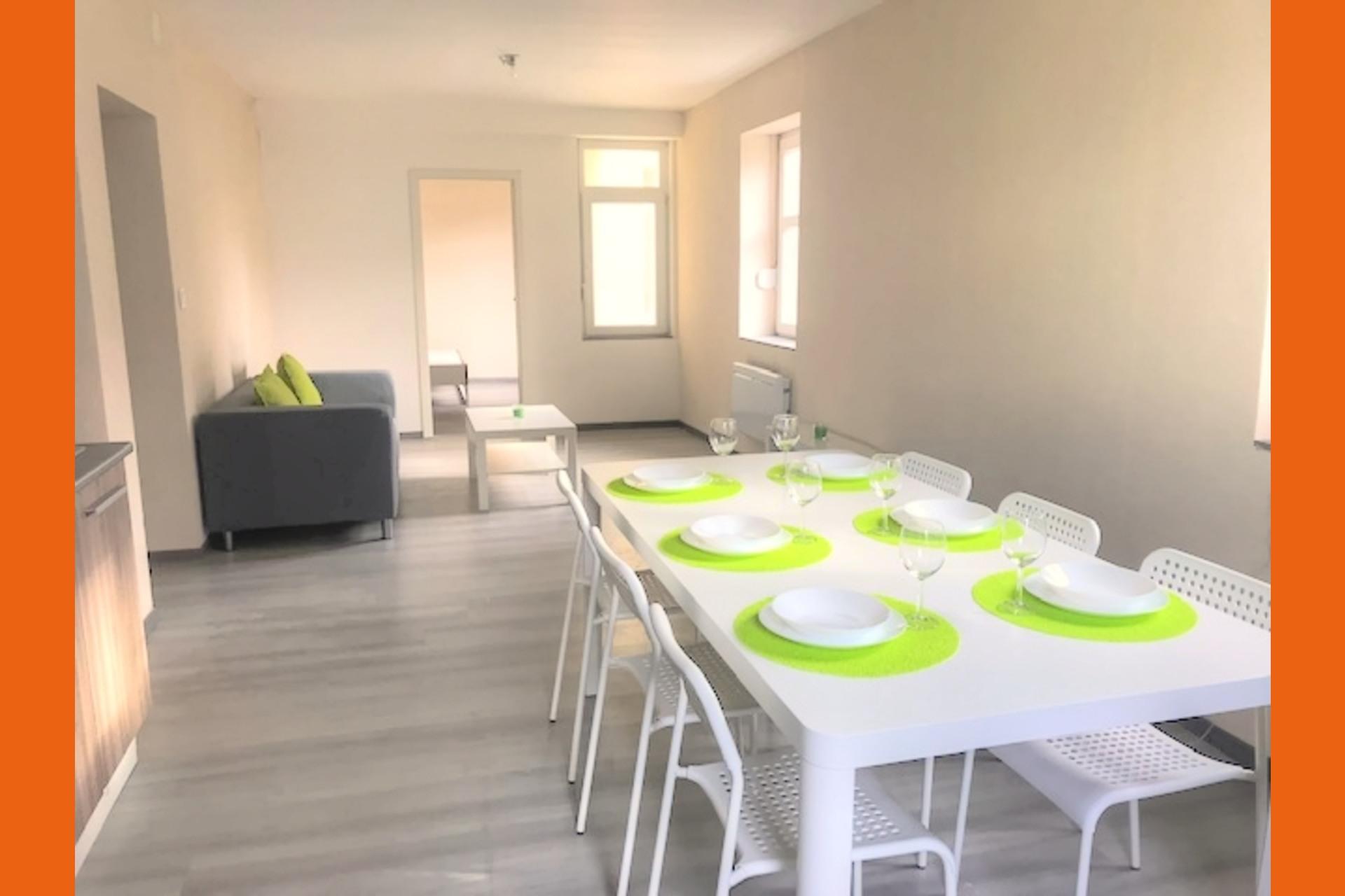 image 0 - Appartement À louer Metz Sablon