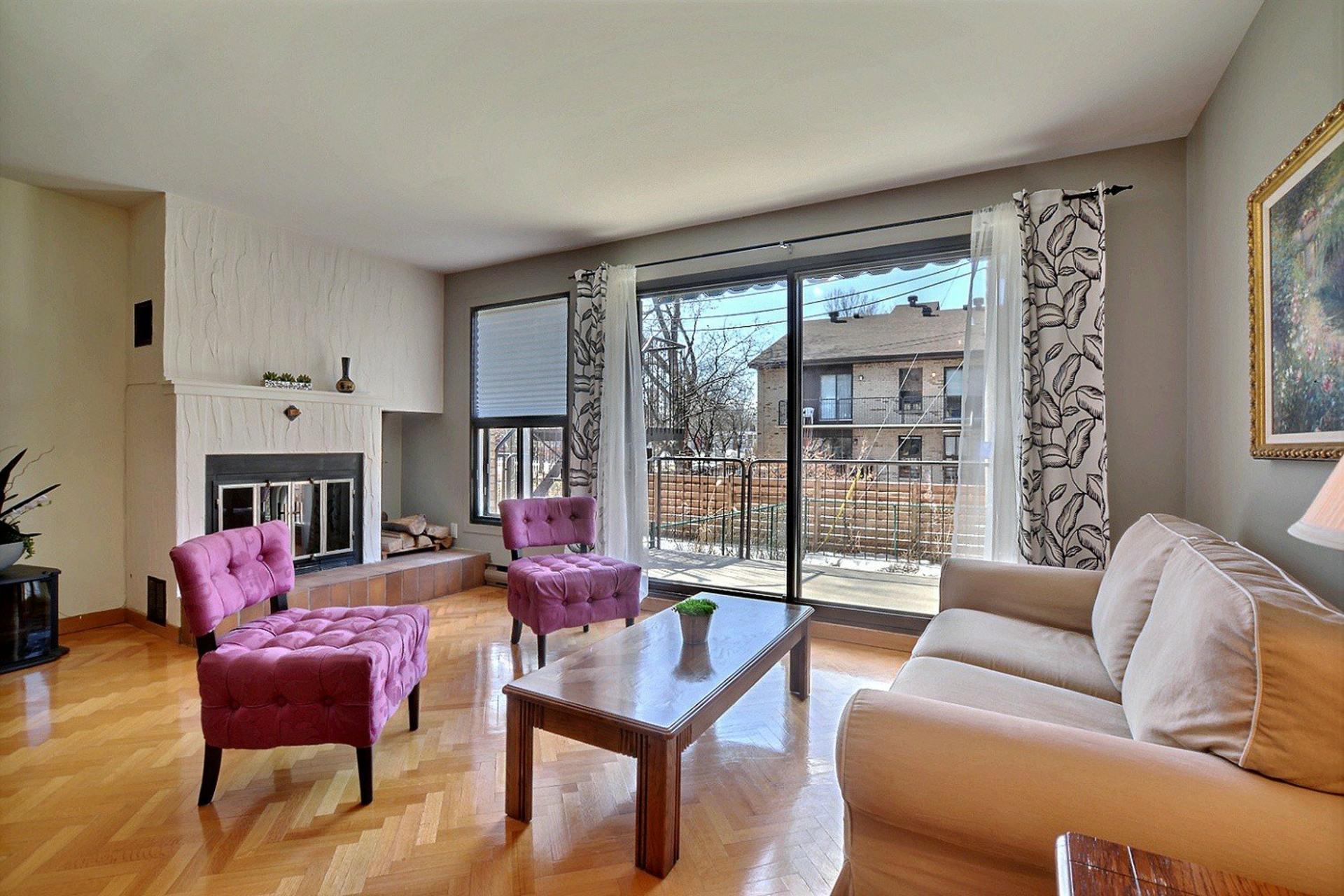 image 1 - Appartement À vendre Montréal Ahuntsic-Cartierville  - 7 pièces