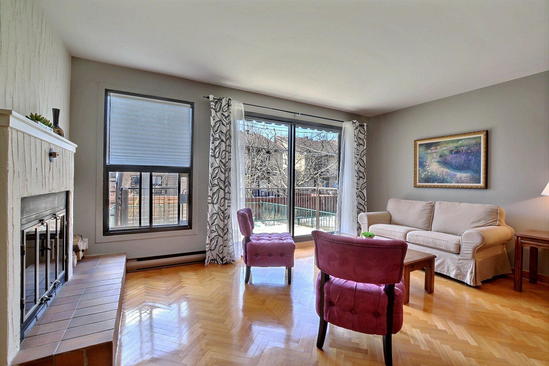 image 2 - Appartement À vendre Montréal Ahuntsic-Cartierville  - 7 pièces