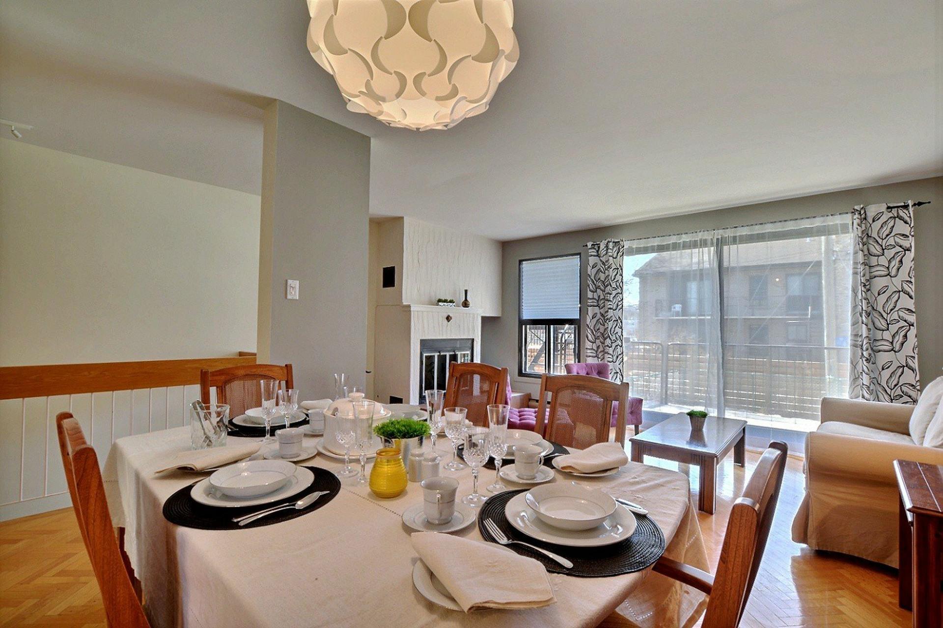 image 5 - Appartement À vendre Montréal Ahuntsic-Cartierville  - 7 pièces
