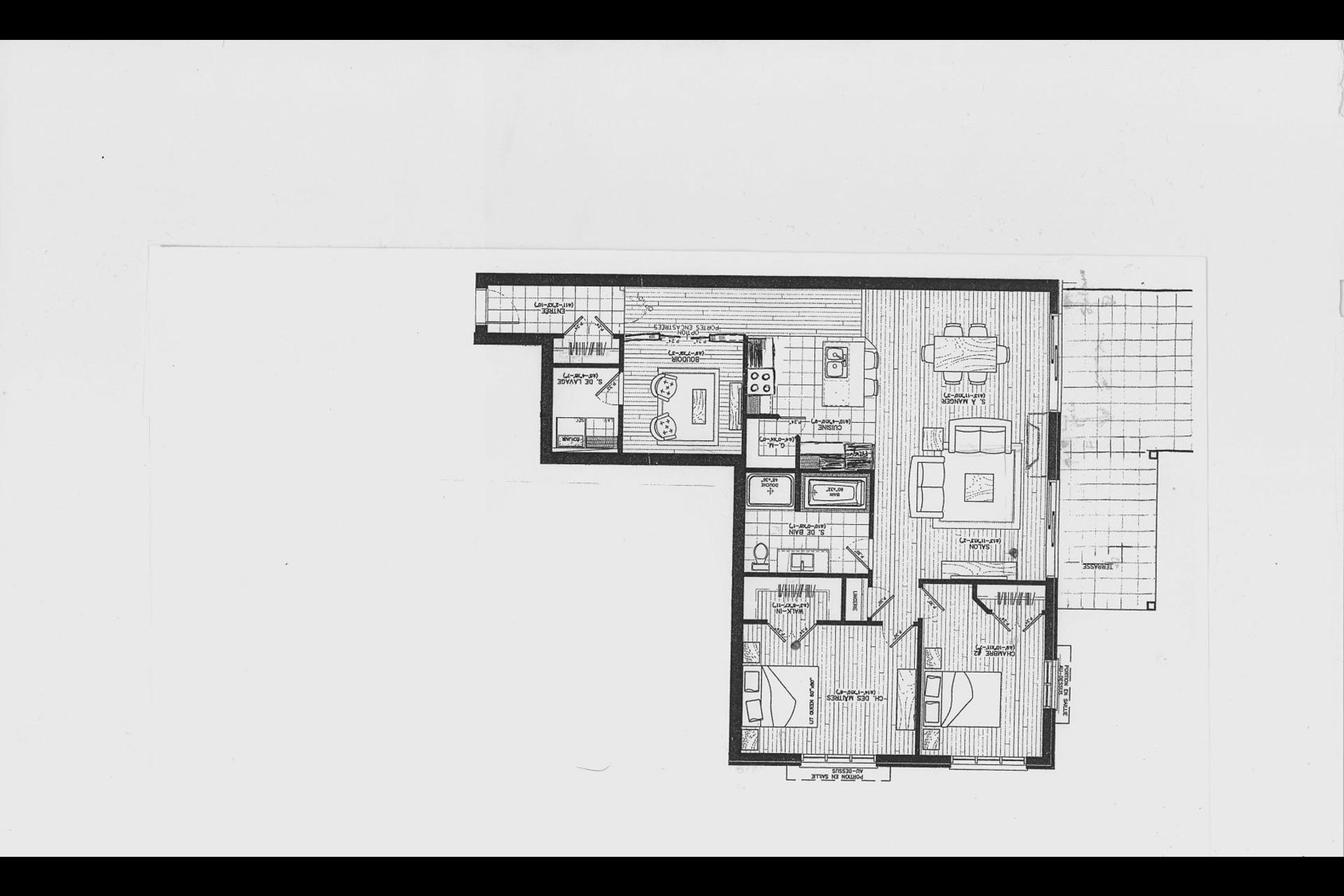 image 21 - Appartement À louer Mont-Saint-Hilaire - 9 pièces