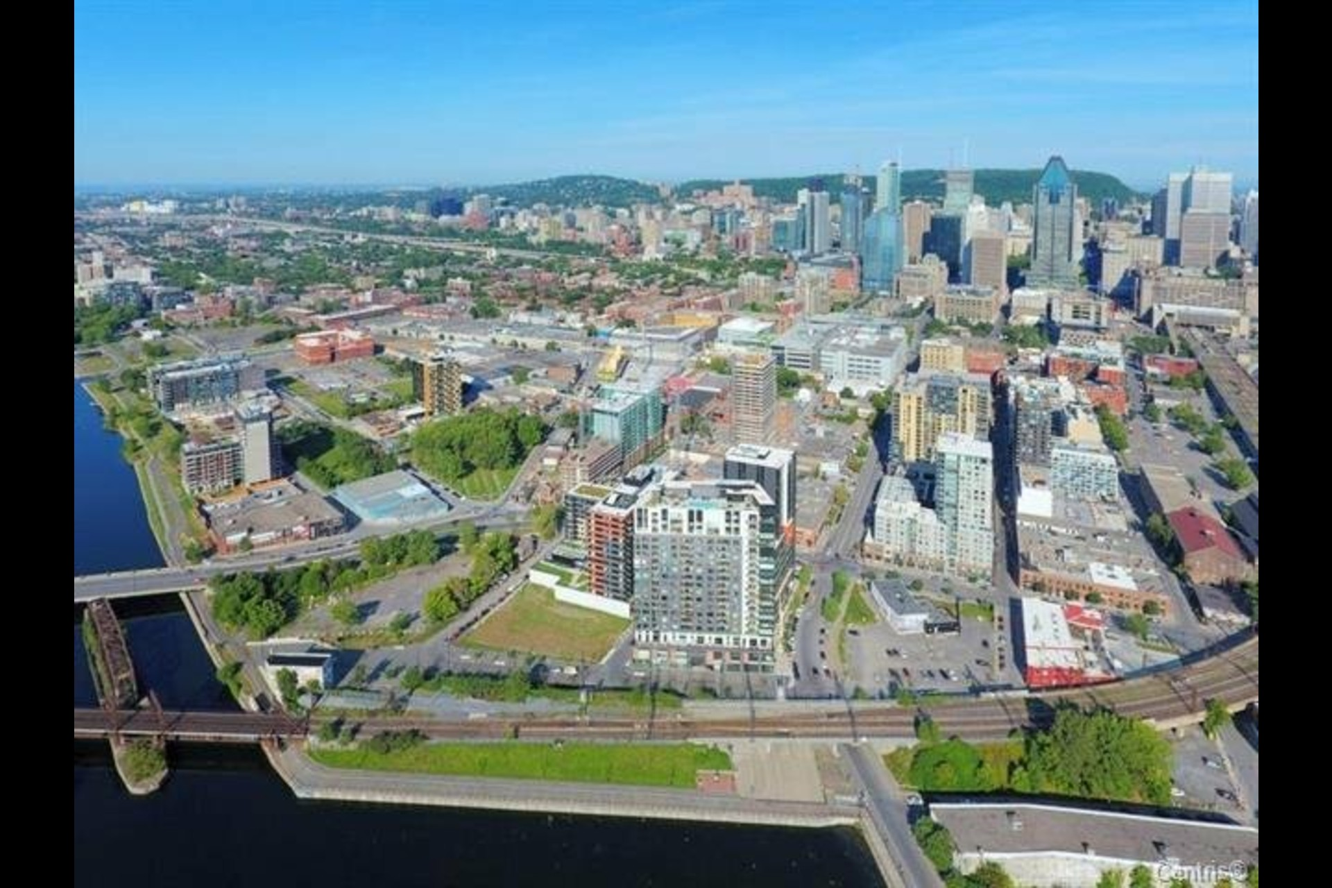 image 31 - Appartement À vendre Montréal Le Sud-Ouest  - 8 pièces