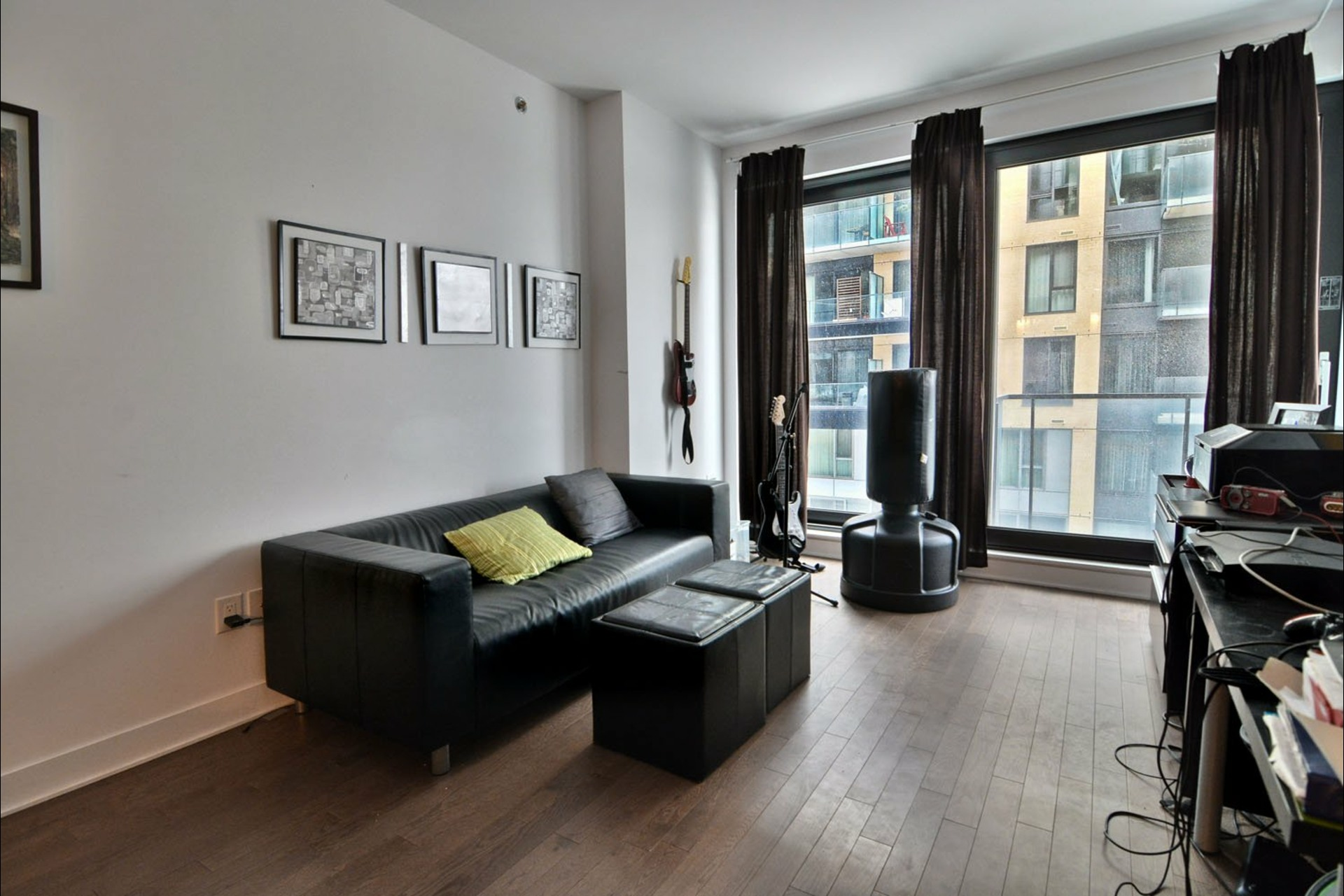 image 8 - Appartement À vendre Montréal Le Sud-Ouest  - 8 pièces