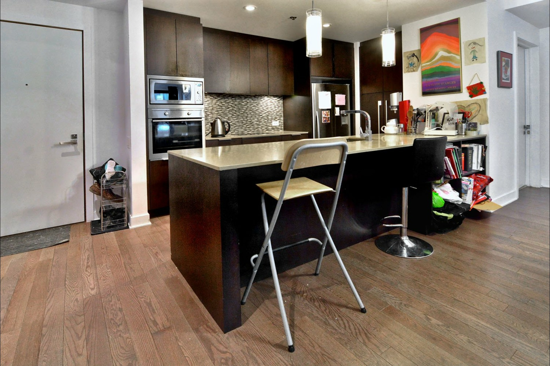 image 5 - Appartement À vendre Montréal Le Sud-Ouest  - 8 pièces