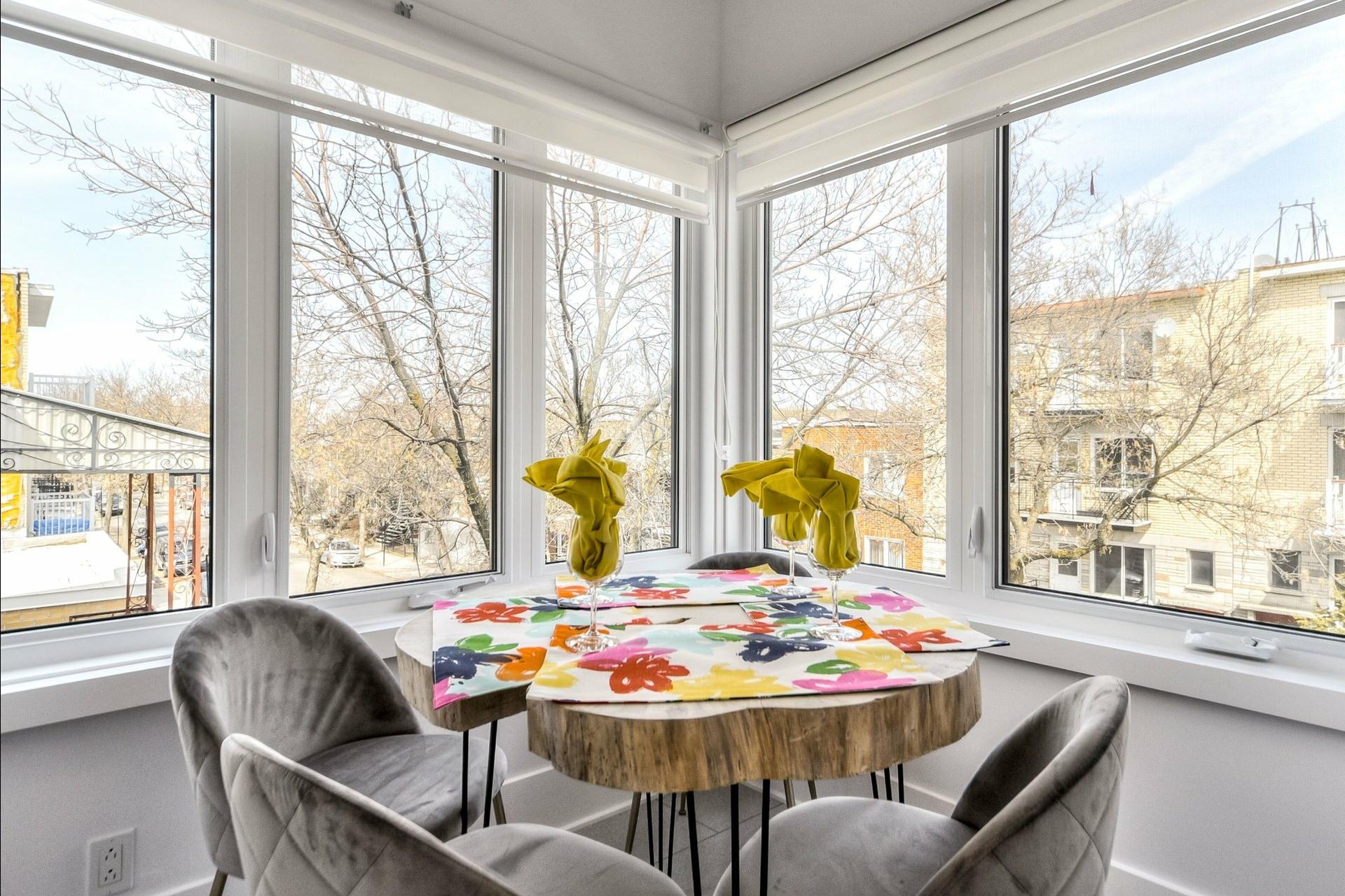 image 4 - Immeuble à revenus À vendre Montréal Villeray/Saint-Michel/Parc-Extension  - 3 pièces