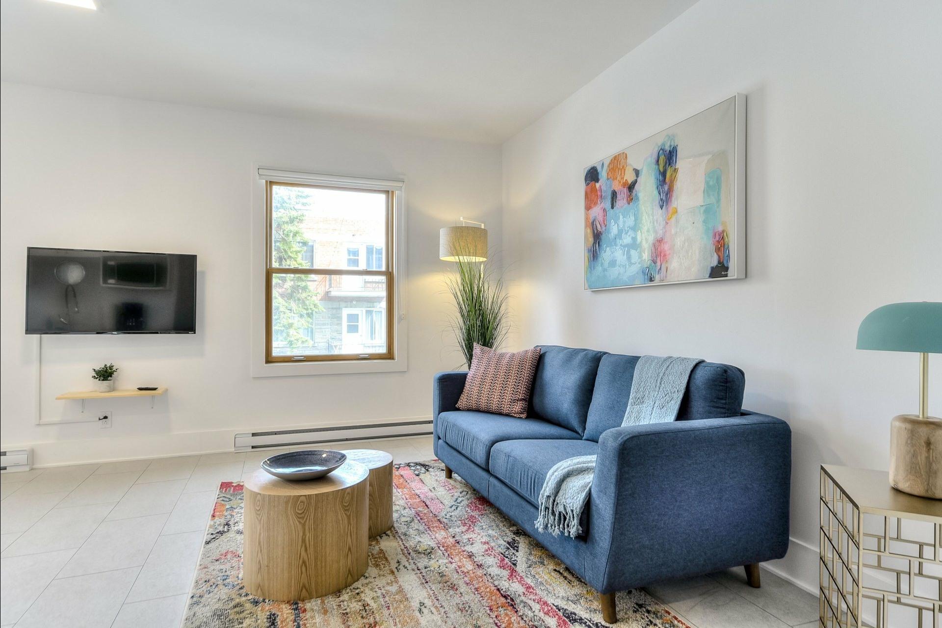 image 9 - Immeuble à revenus À vendre Montréal Villeray/Saint-Michel/Parc-Extension  - 3 pièces