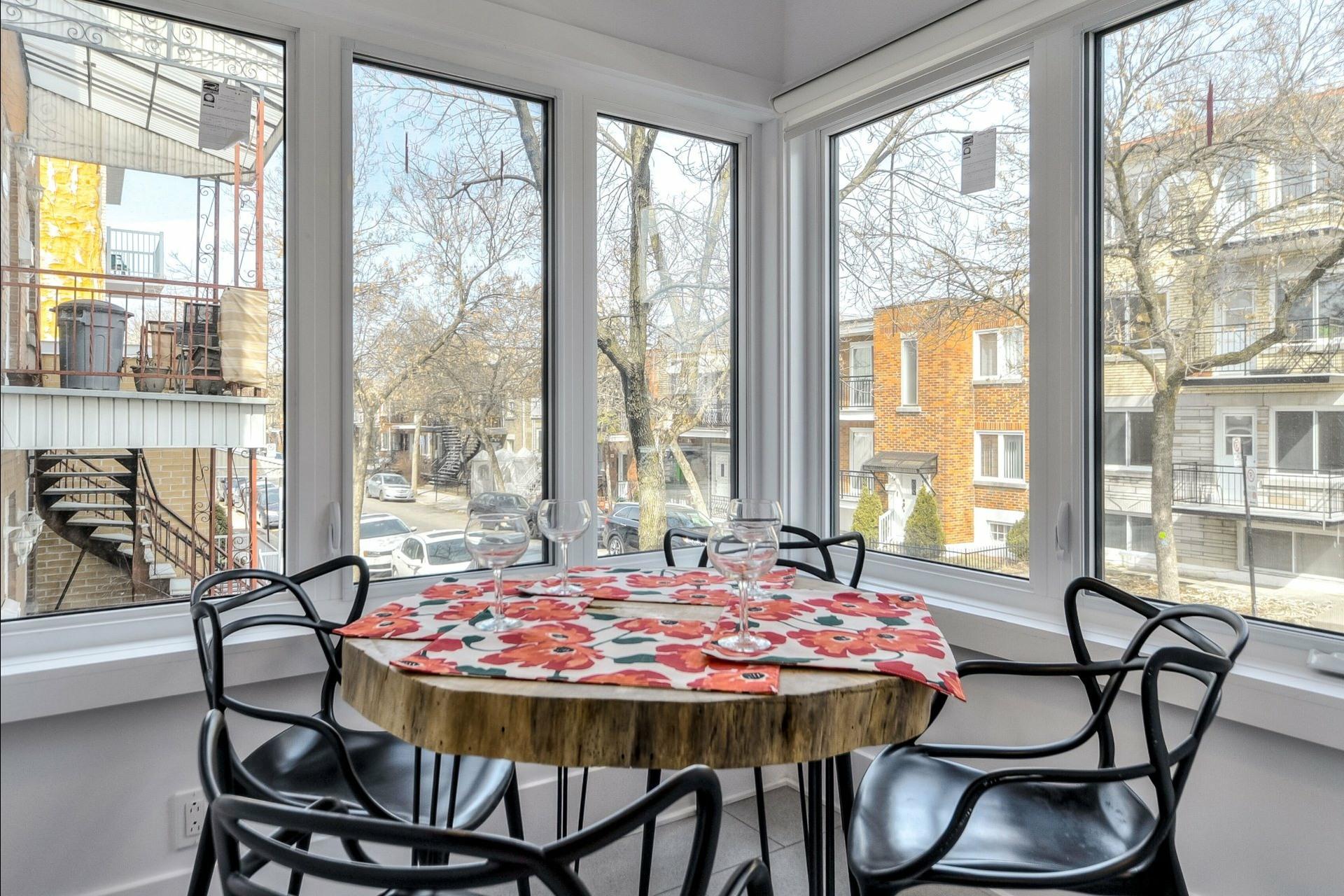 image 12 - Immeuble à revenus À vendre Montréal Villeray/Saint-Michel/Parc-Extension  - 3 pièces