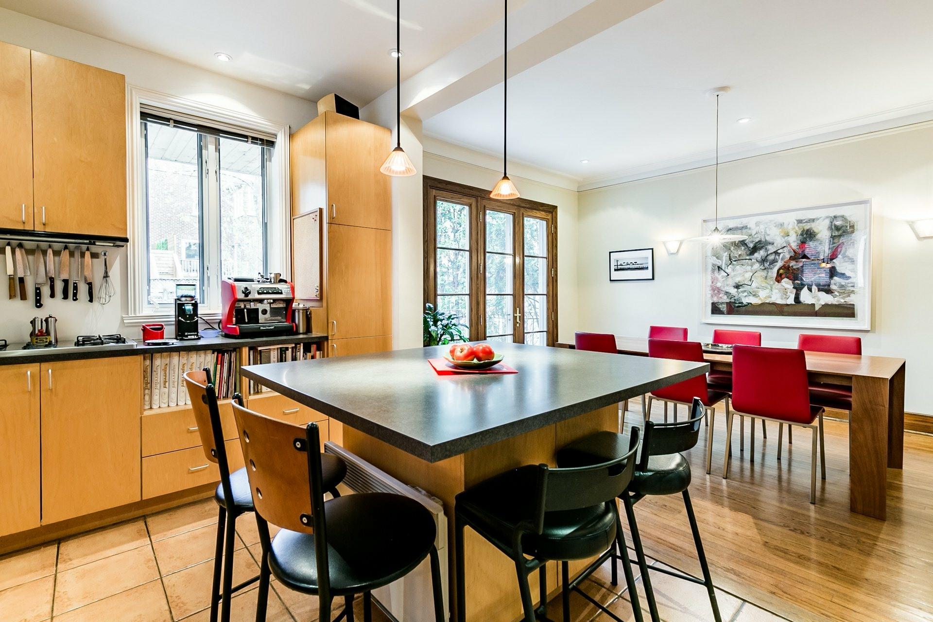 image 10 - Maison À vendre Montréal Côte-des-Neiges/Notre-Dame-de-Grâce  - 12 pièces