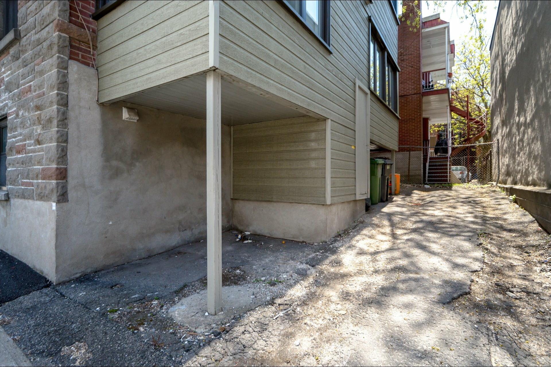 image 47 - Immeuble à revenus À vendre Montréal Villeray/Saint-Michel/Parc-Extension  - 3 pièces
