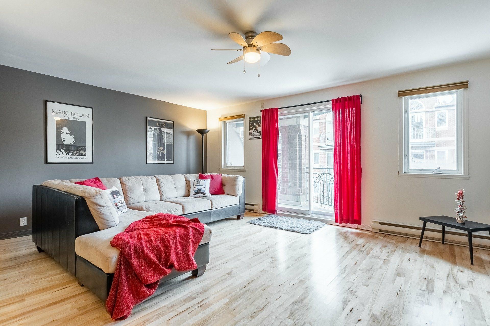 image 1 - Appartement À vendre Montréal Le Plateau-Mont-Royal  - 6 pièces