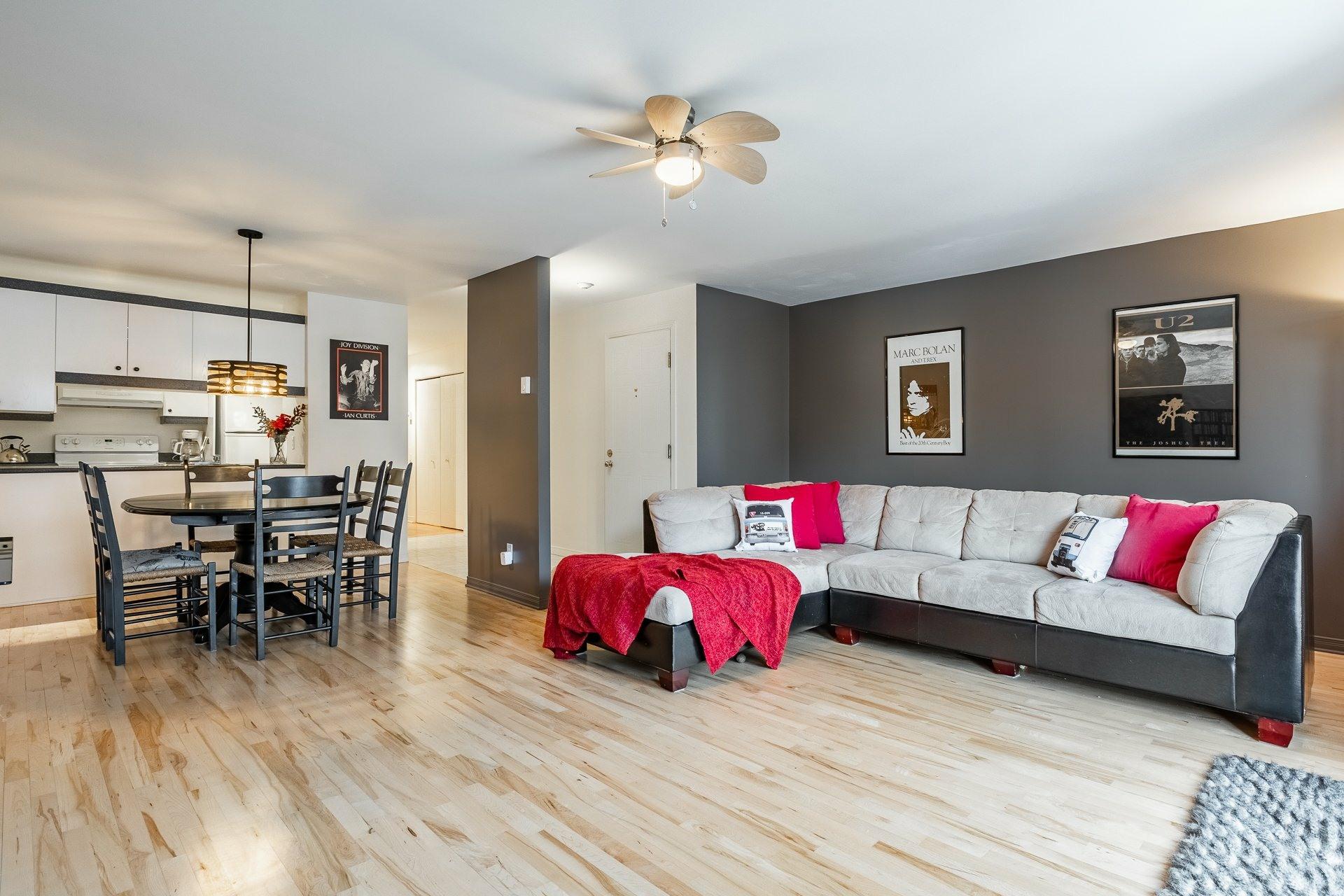 image 2 - Appartement À vendre Montréal Le Plateau-Mont-Royal  - 6 pièces