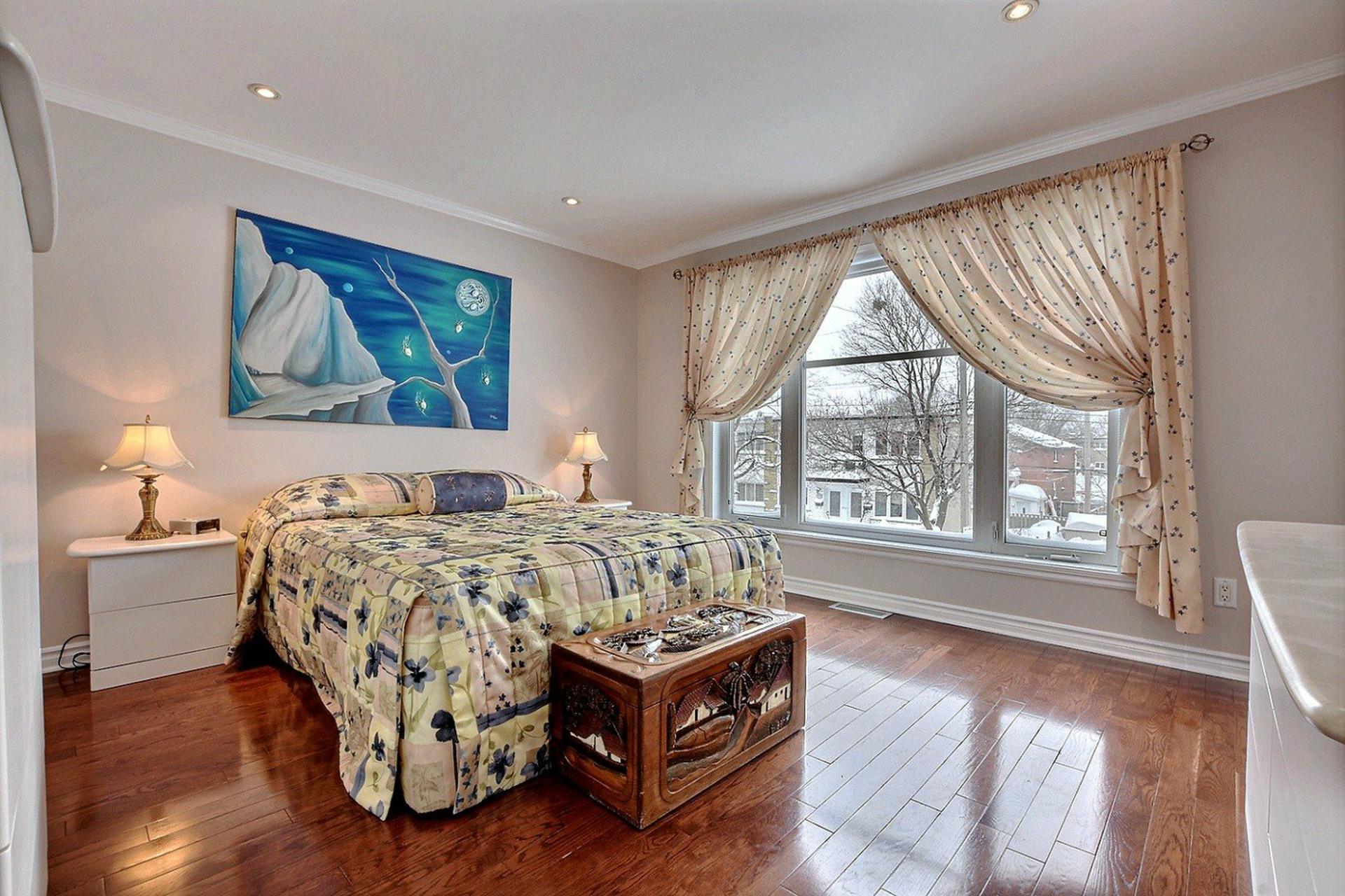 image 9 - Triplex À vendre Montréal Anjou  - 4 pièces