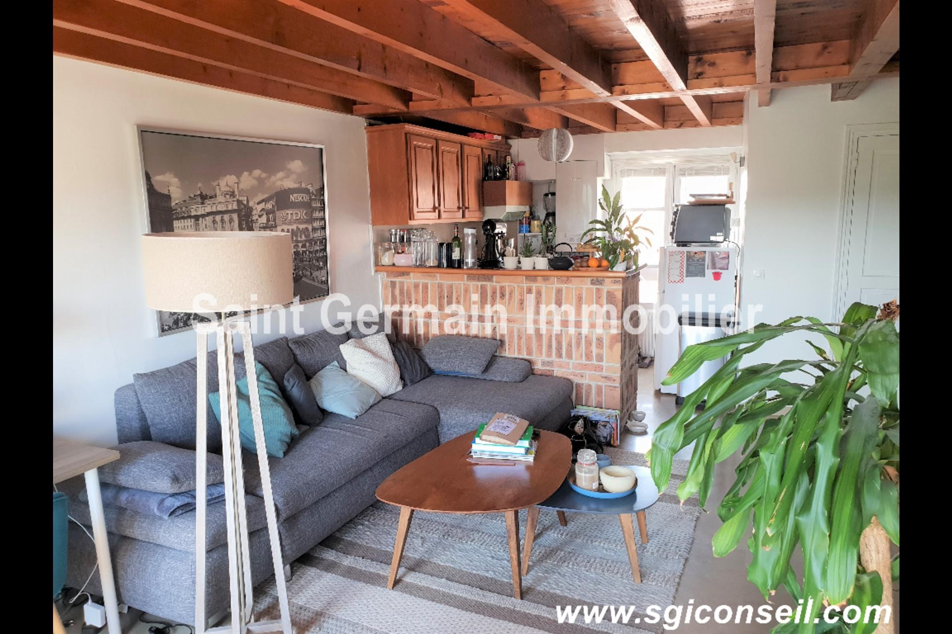image 2 - Appartement À louer saint germain en laye - 2 pièces