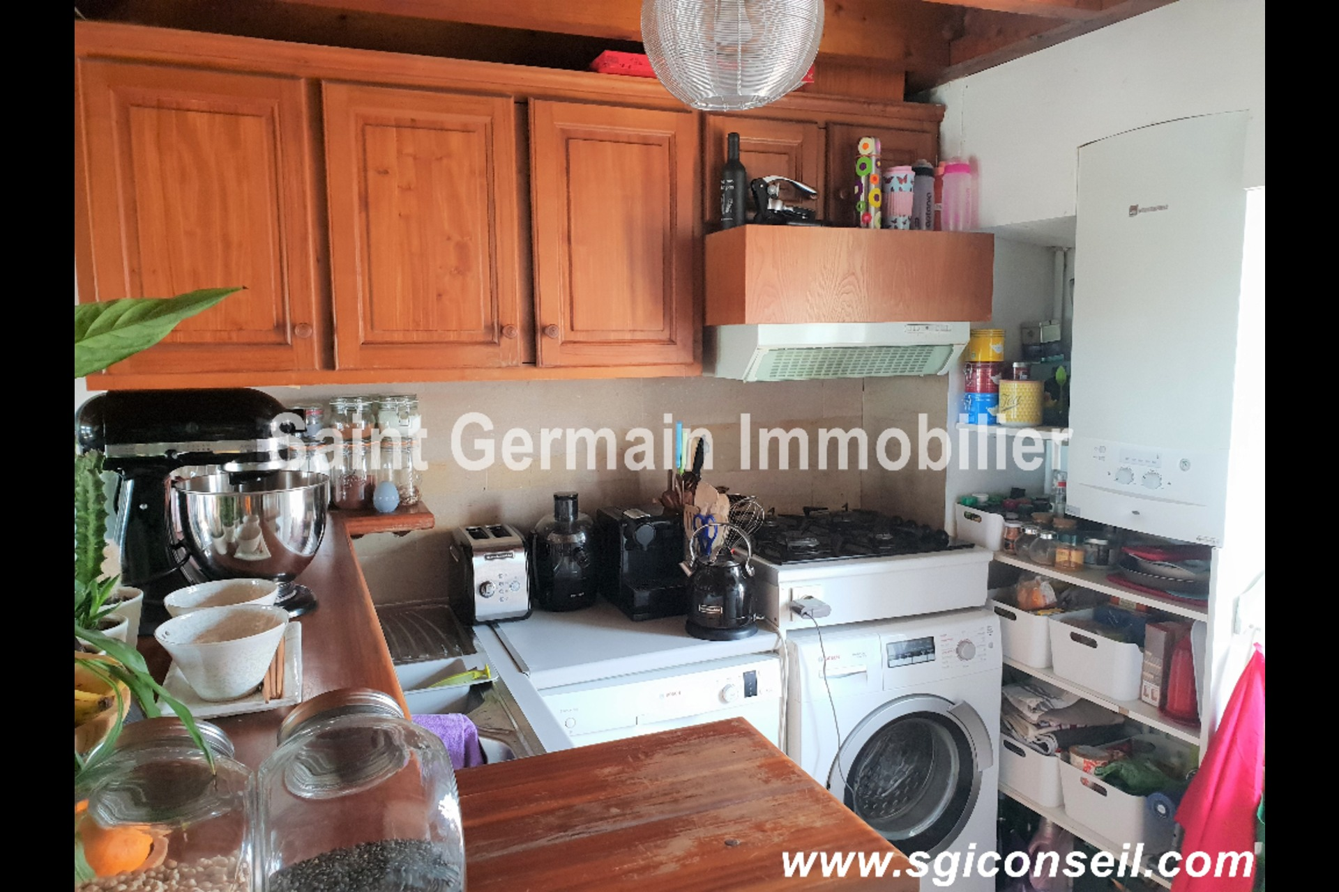 image 3 - Appartement À louer saint germain en laye - 2 pièces