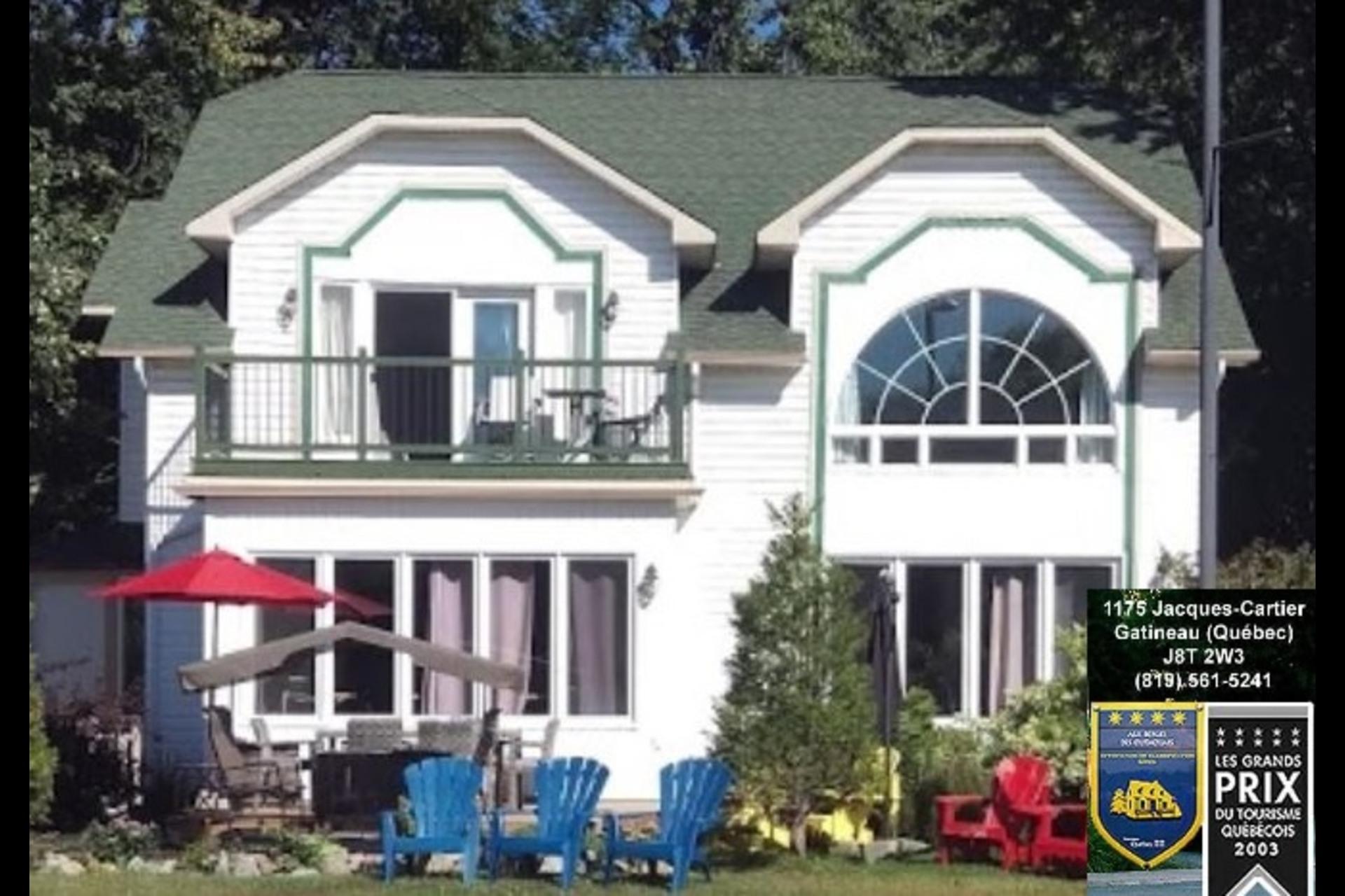 image 1 - Waterfront Short rental Gatineau District des Riverains - 1 room