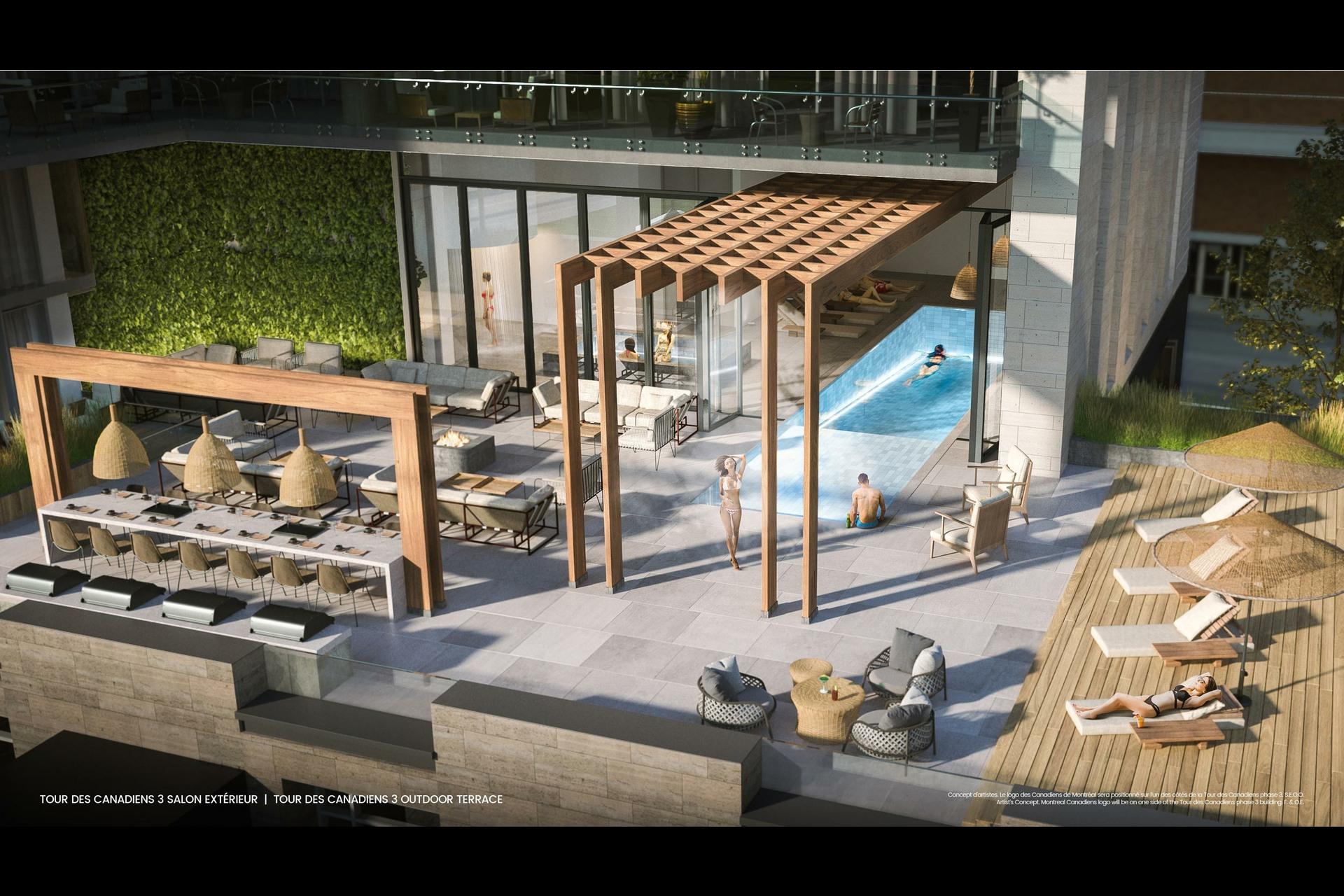 image 5 - Penthouse À vendre Montréal