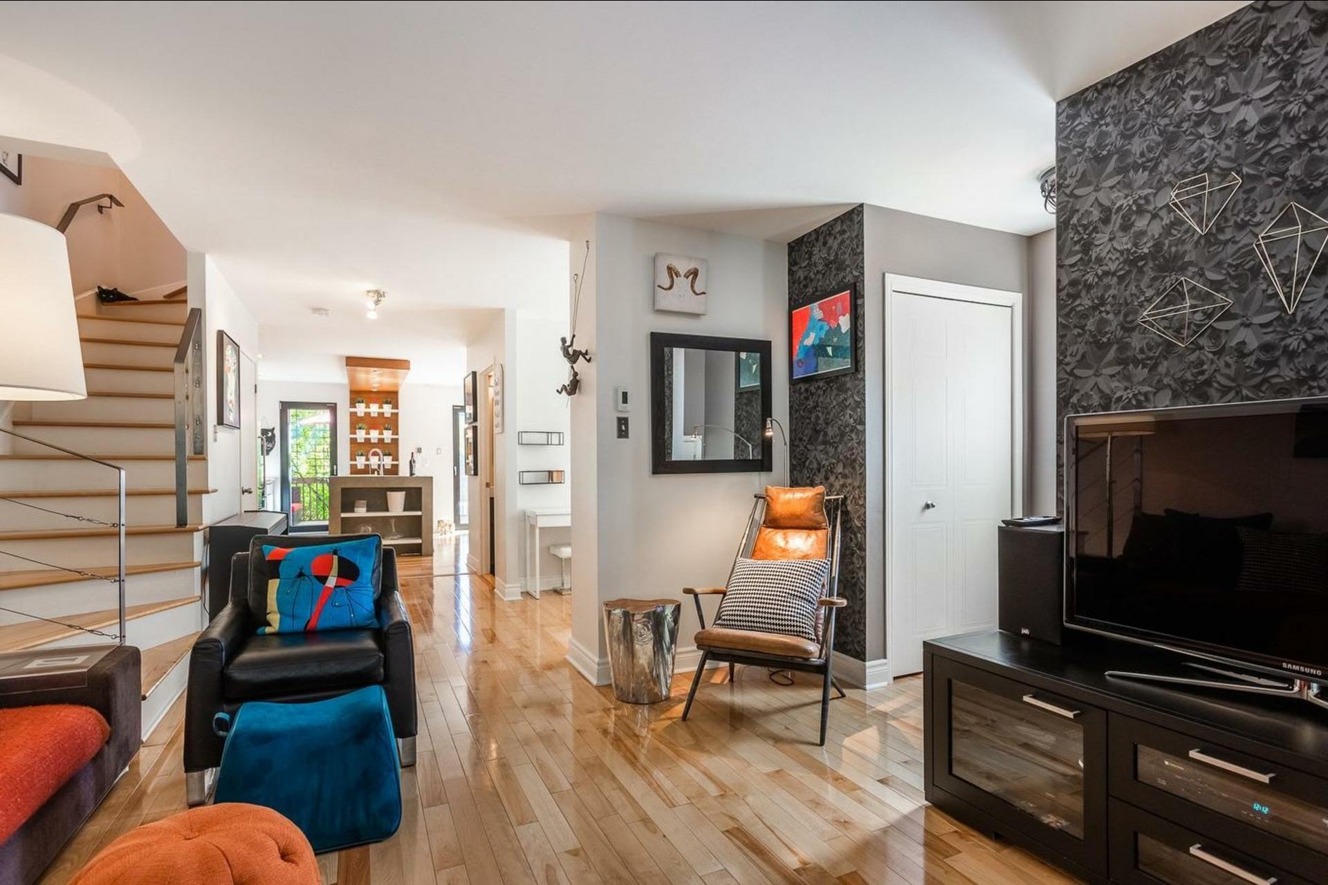 image 2 - Condo - For sale - Montréal  (Rosemont—La Petite-Patrie) - 1 room
