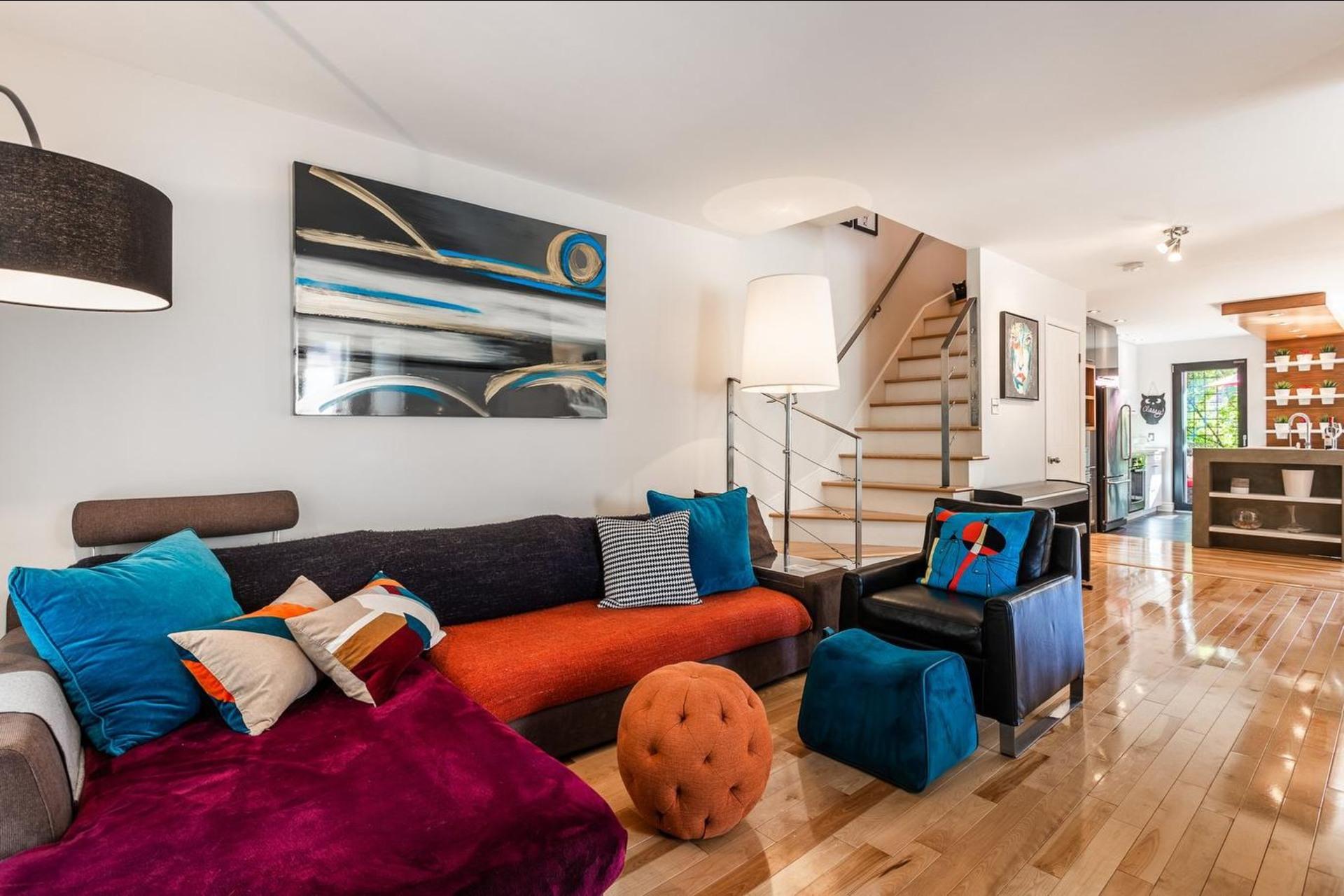 image 1 - Condo - For sale - Montréal  (Rosemont—La Petite-Patrie) - 1 room