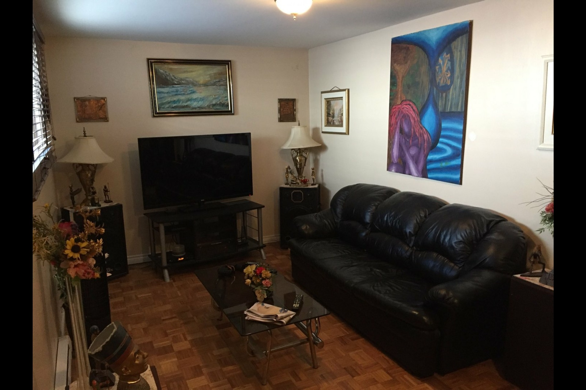 image 0 - Appartement À louer Montréal Rivière-des-Prairies - 3 pièces