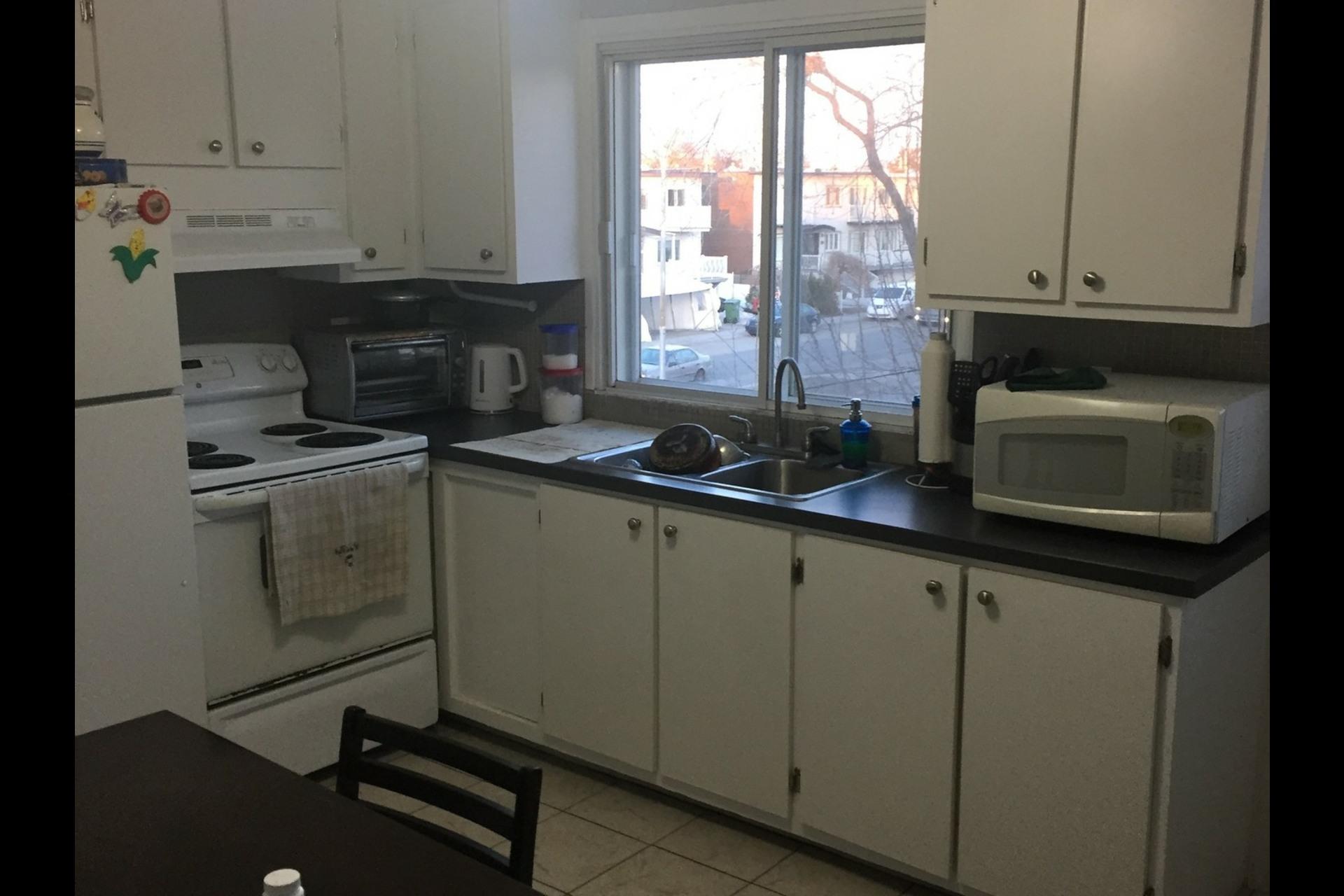 image 2 - Appartement À louer Montréal Rosemont - 4 pièces
