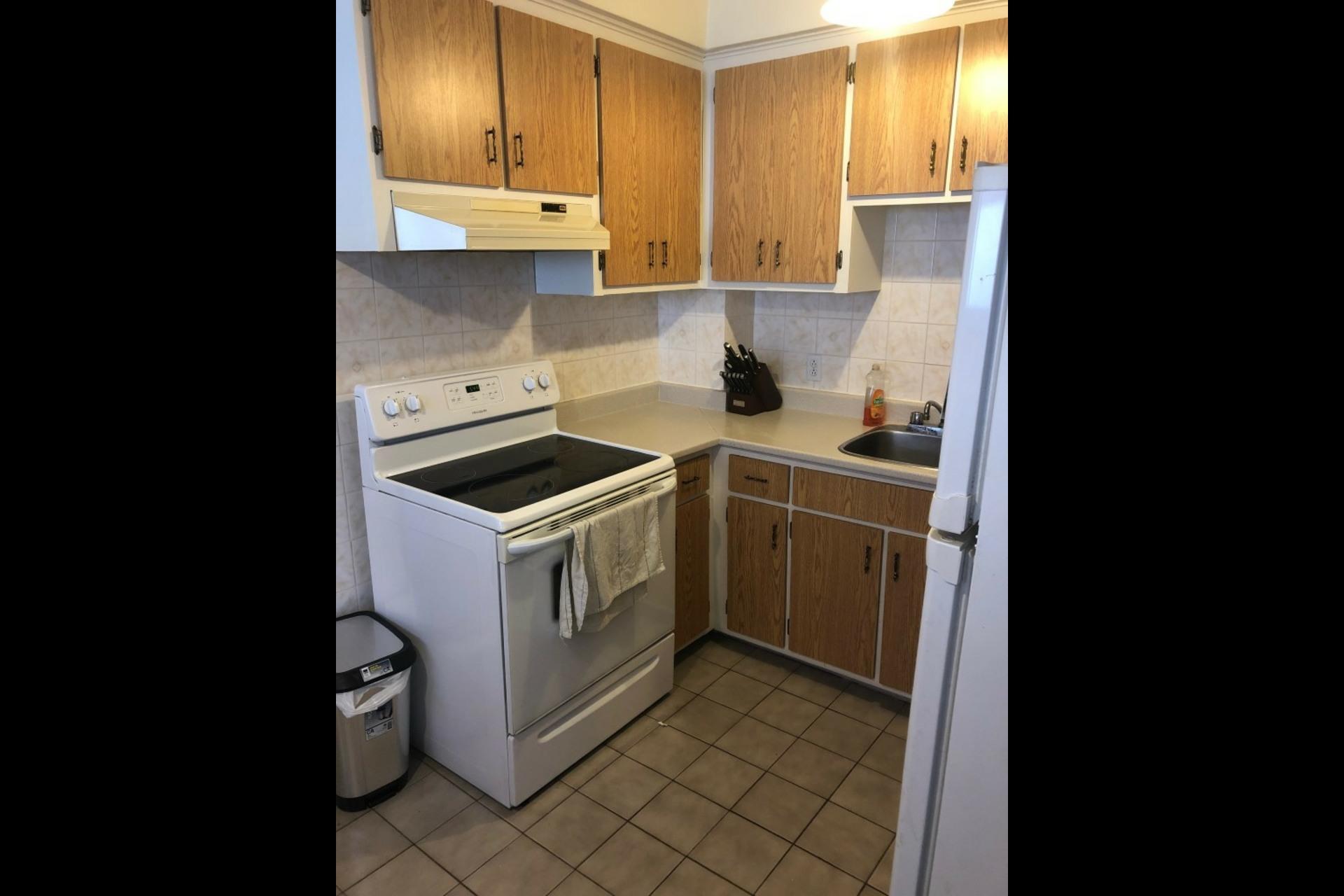 image 2 - Appartement À louer Montréal Saint-Leonard - 3 pièces