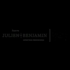 Équipe Julien et Benjamin
