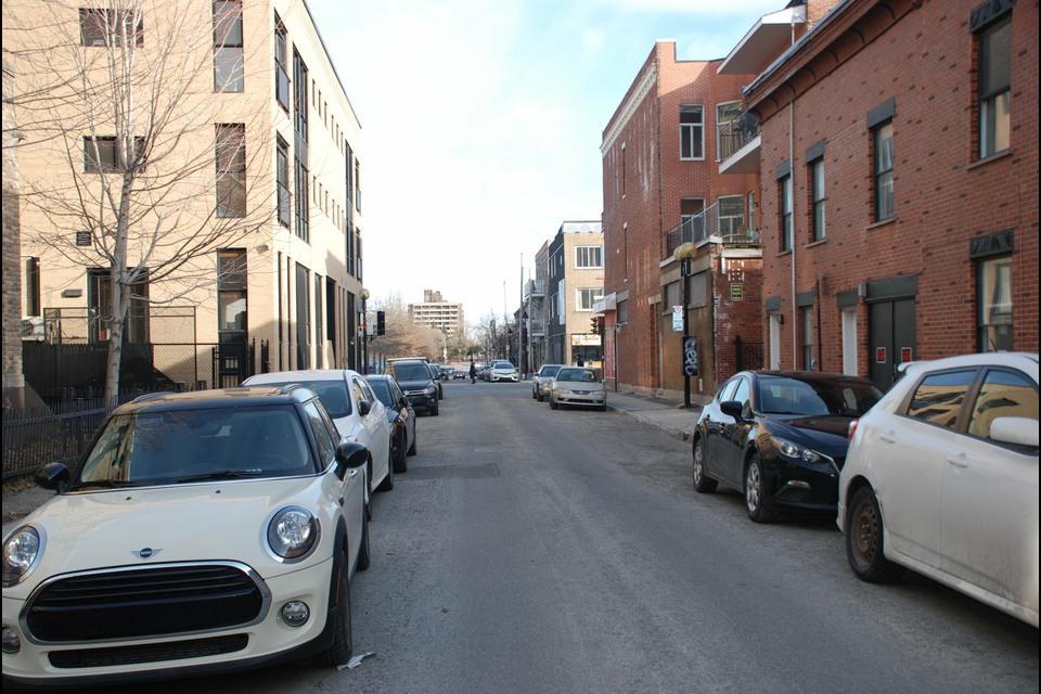 image 7 - Triplex À vendre Ville-Marie Montréal  - 3 pièces