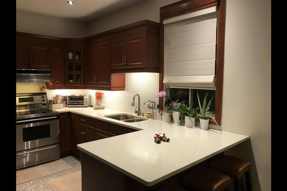 image 2 - Condo - For rent - Montréal  (Rivière-des-Prairies) - 5 rooms