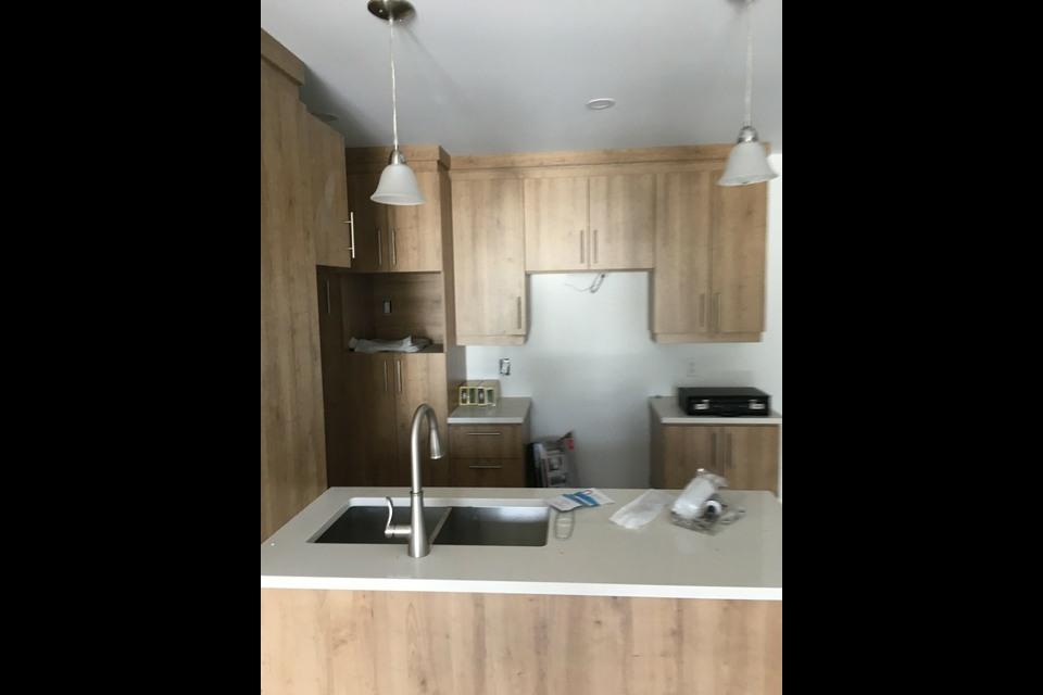 image 1 - Apartment - For rent - Montréal  (Rivière-des-Prairies) - 4 rooms