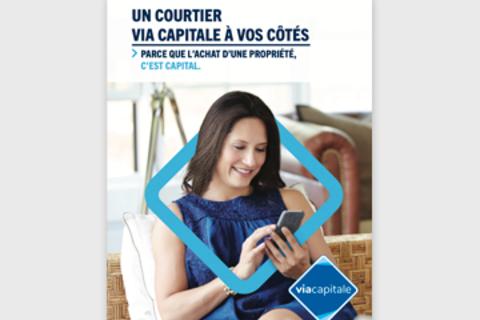 Dépliant Via Protections - Acheteur
